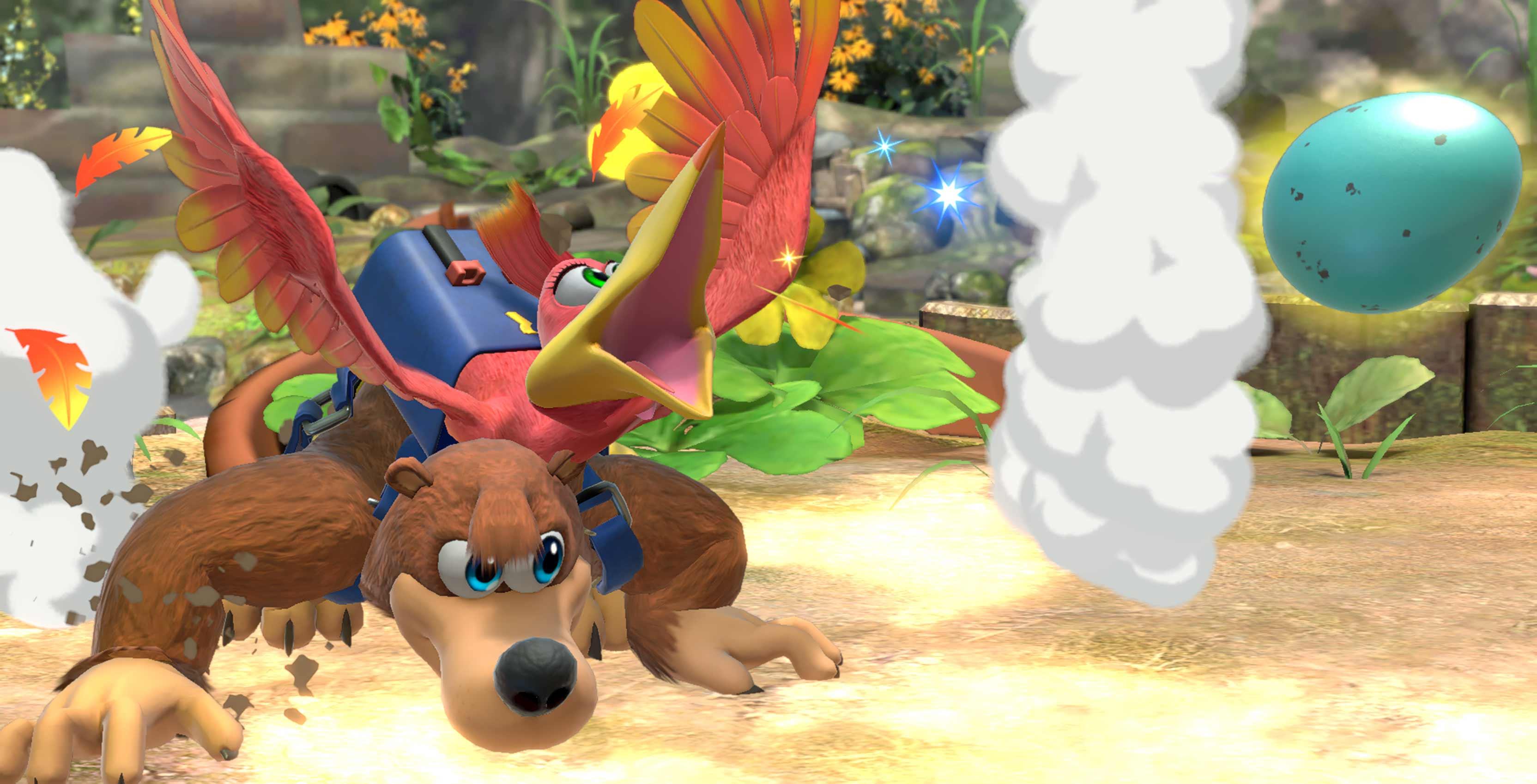 Super Smash Bros. Ultimate Banjo-Kazooie