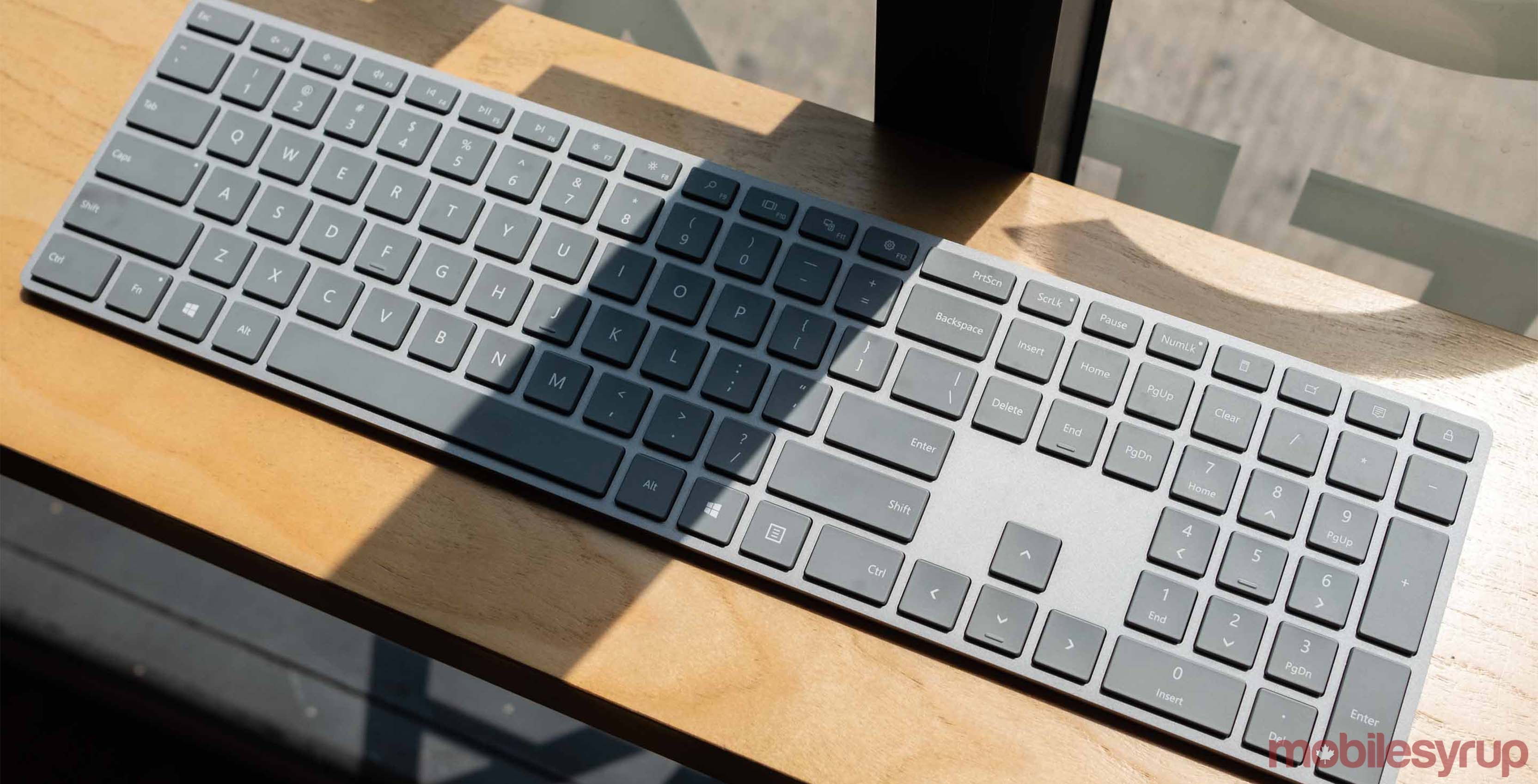 FCC filings suggest new Surface Mouse, Keyboard could be on