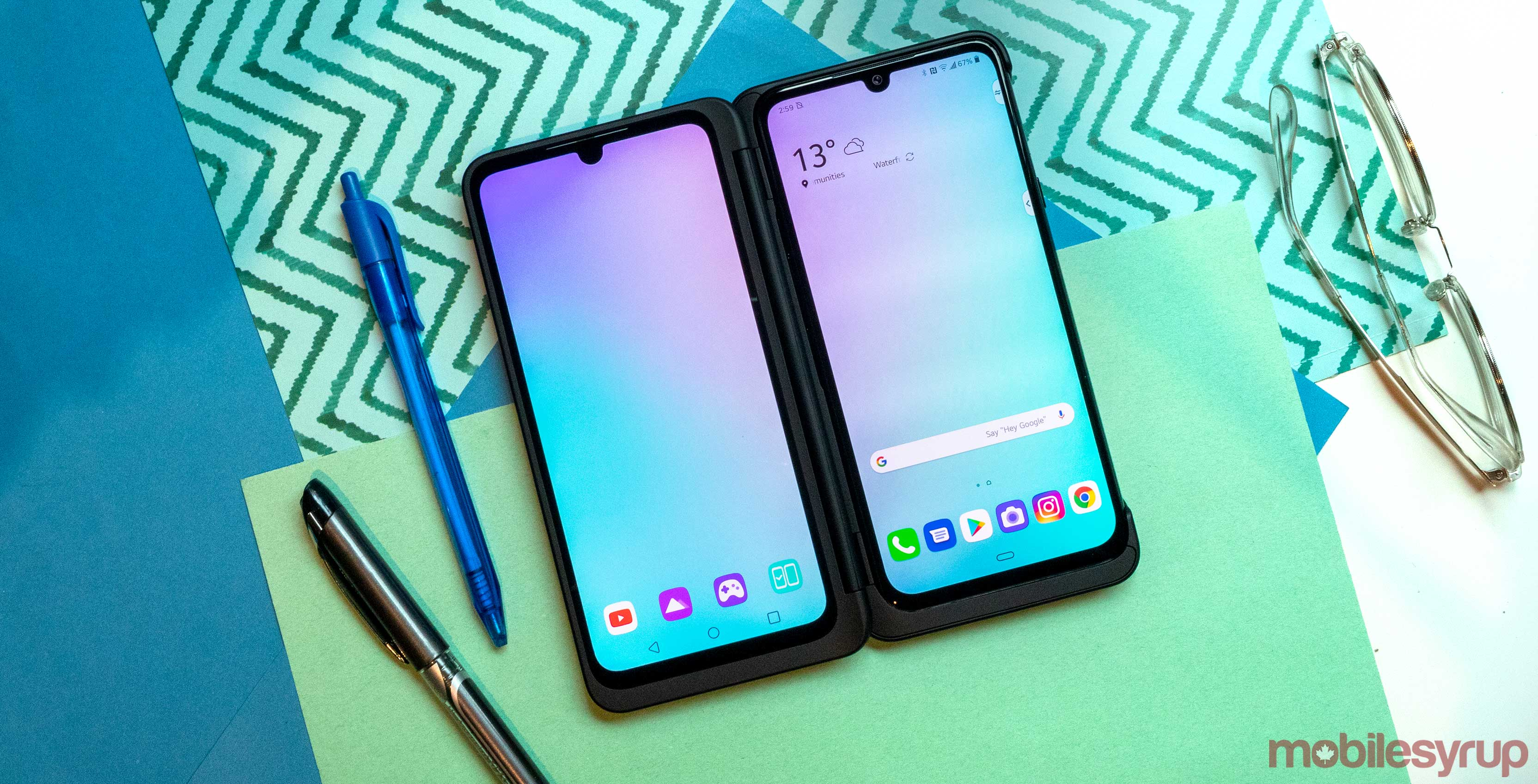 LG G8X ThinQ Dual Screen launches on November 1 in Canada