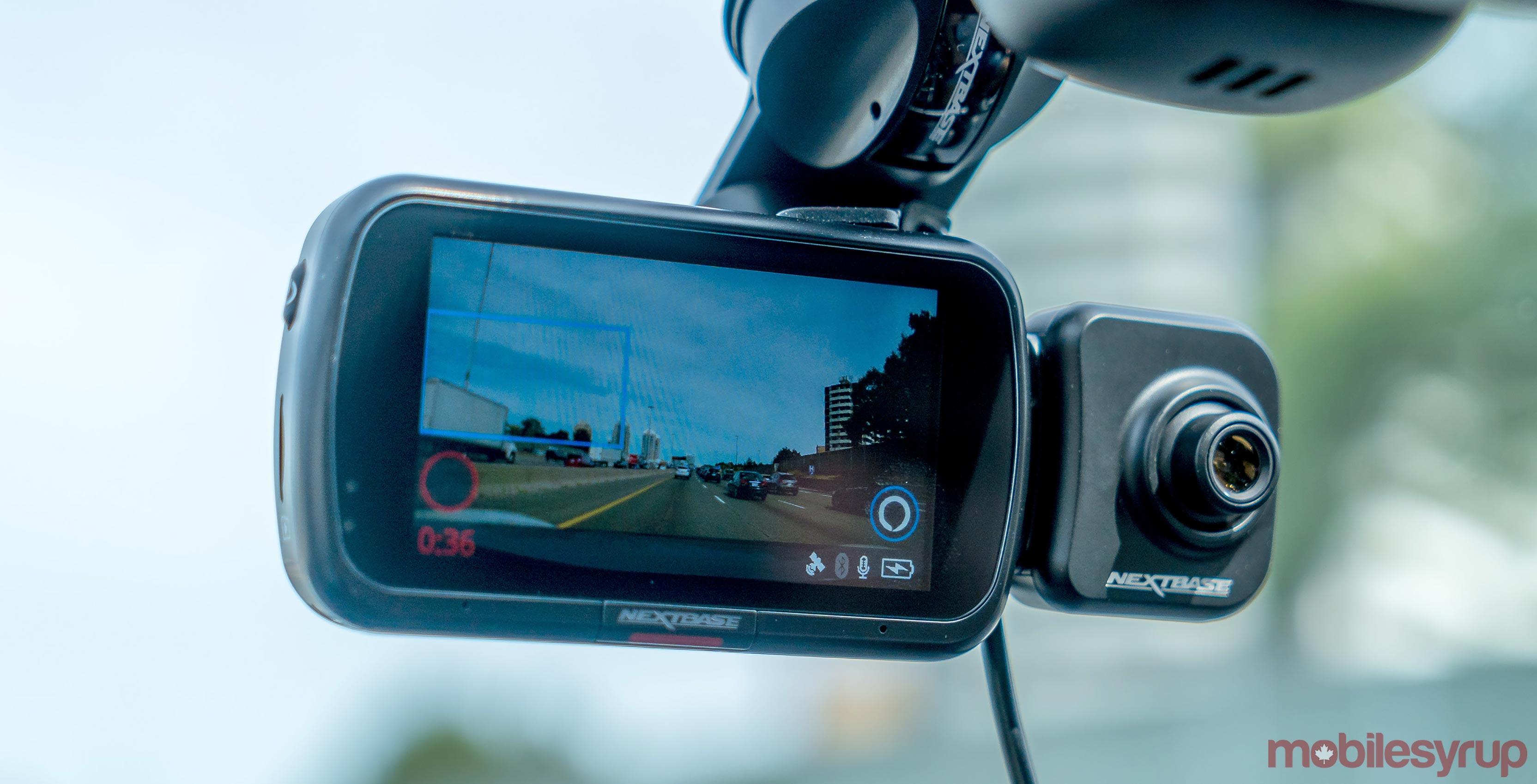 The Nextbase 522GW is decent dashcam that speaks Alexa