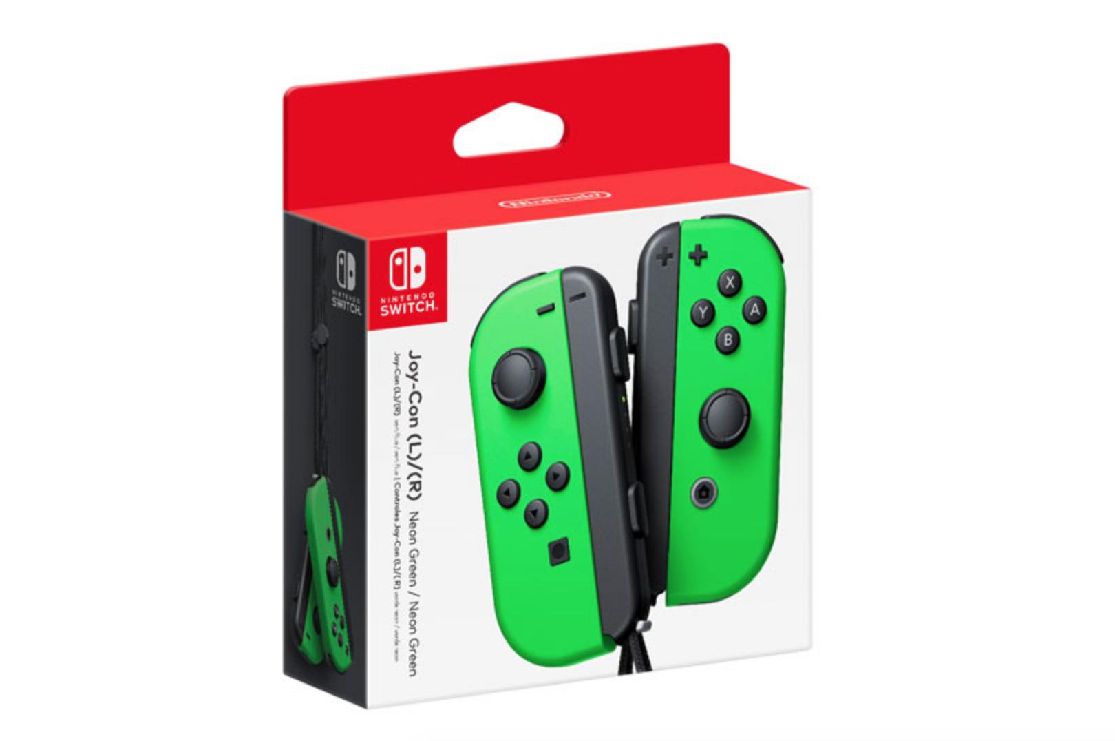 Best Buy Canada selling exclusive Neon Green Nintendo Switch Joy-Cons