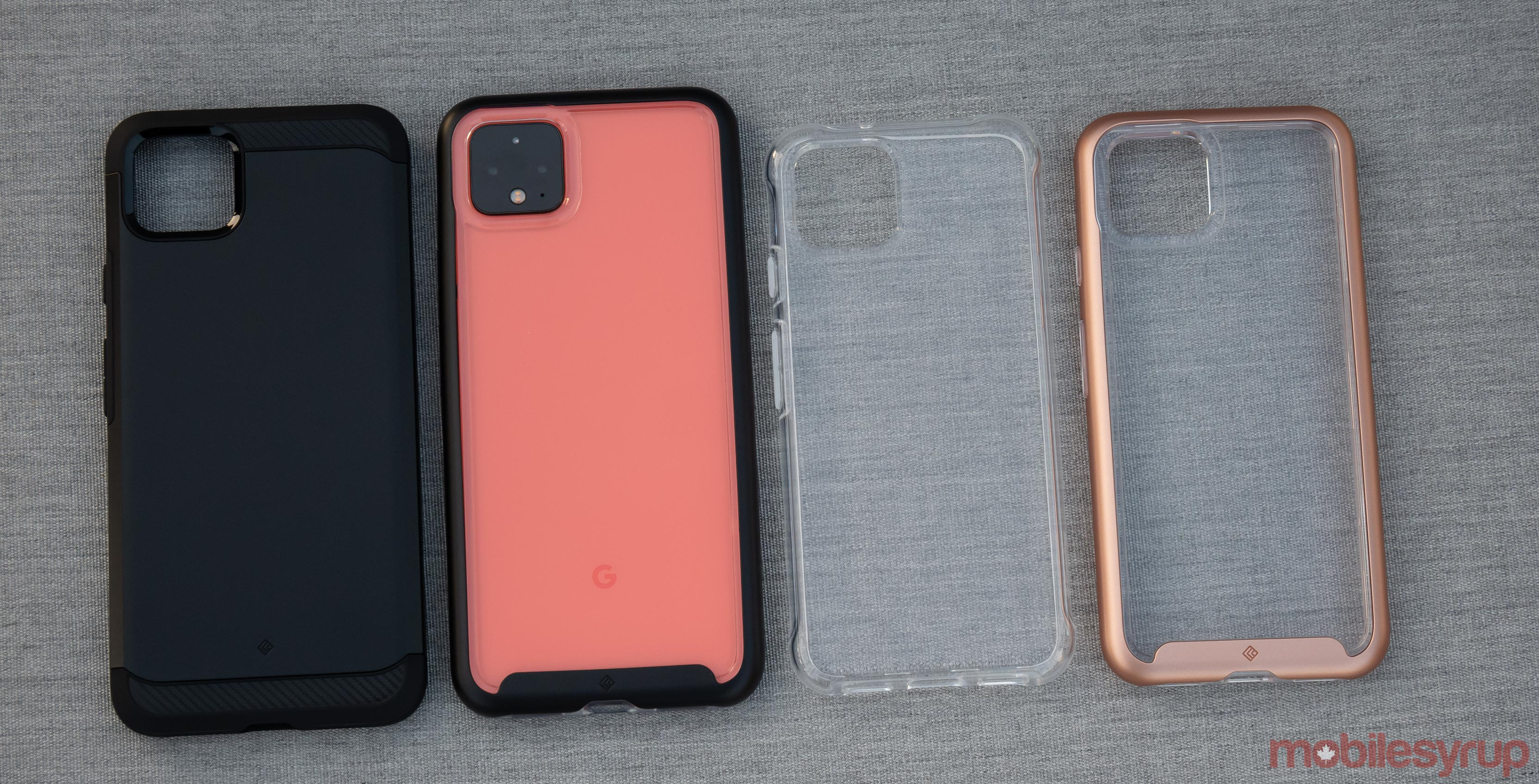 A look at Caseology's best Pixel 4 and Pixel 4 XL cases