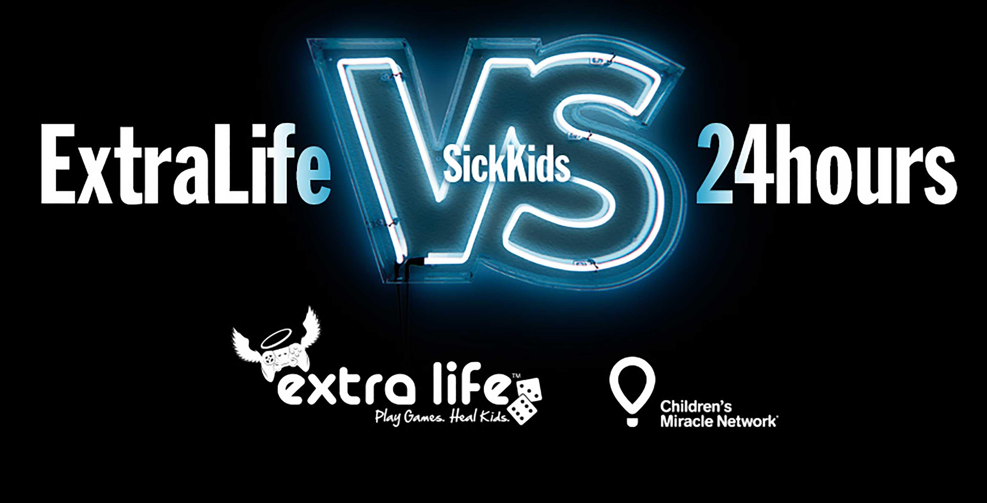 Extra Life SickKids