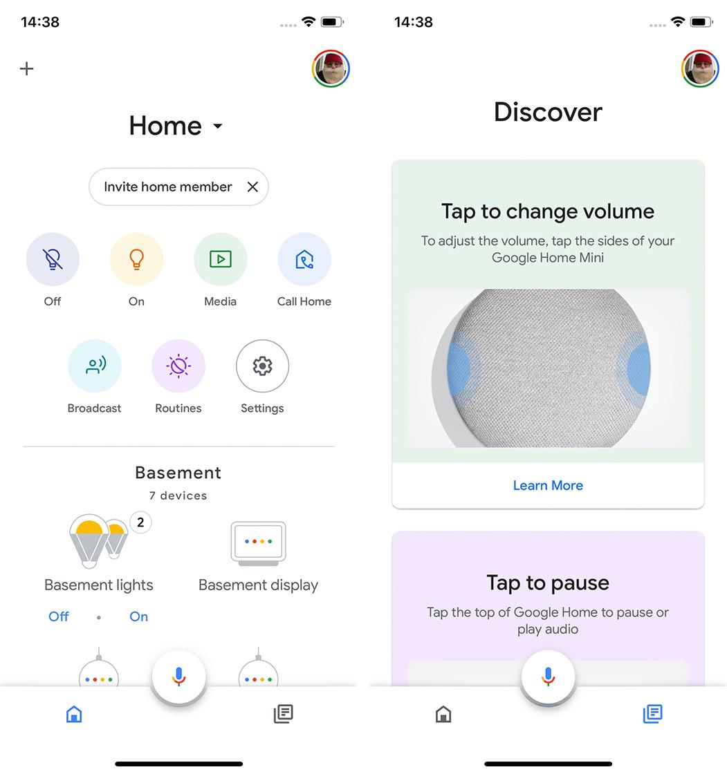 Google Home refresh