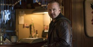 Aaron Paul in El Camino: A Breaking Bad Movie