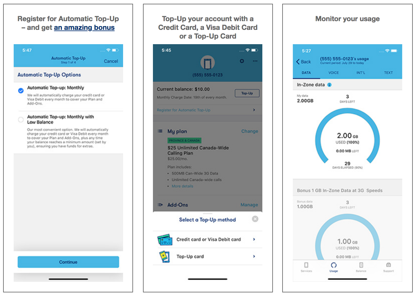 Lucky Mobile Launches App To Help Customers Monitor Their Account Tec News