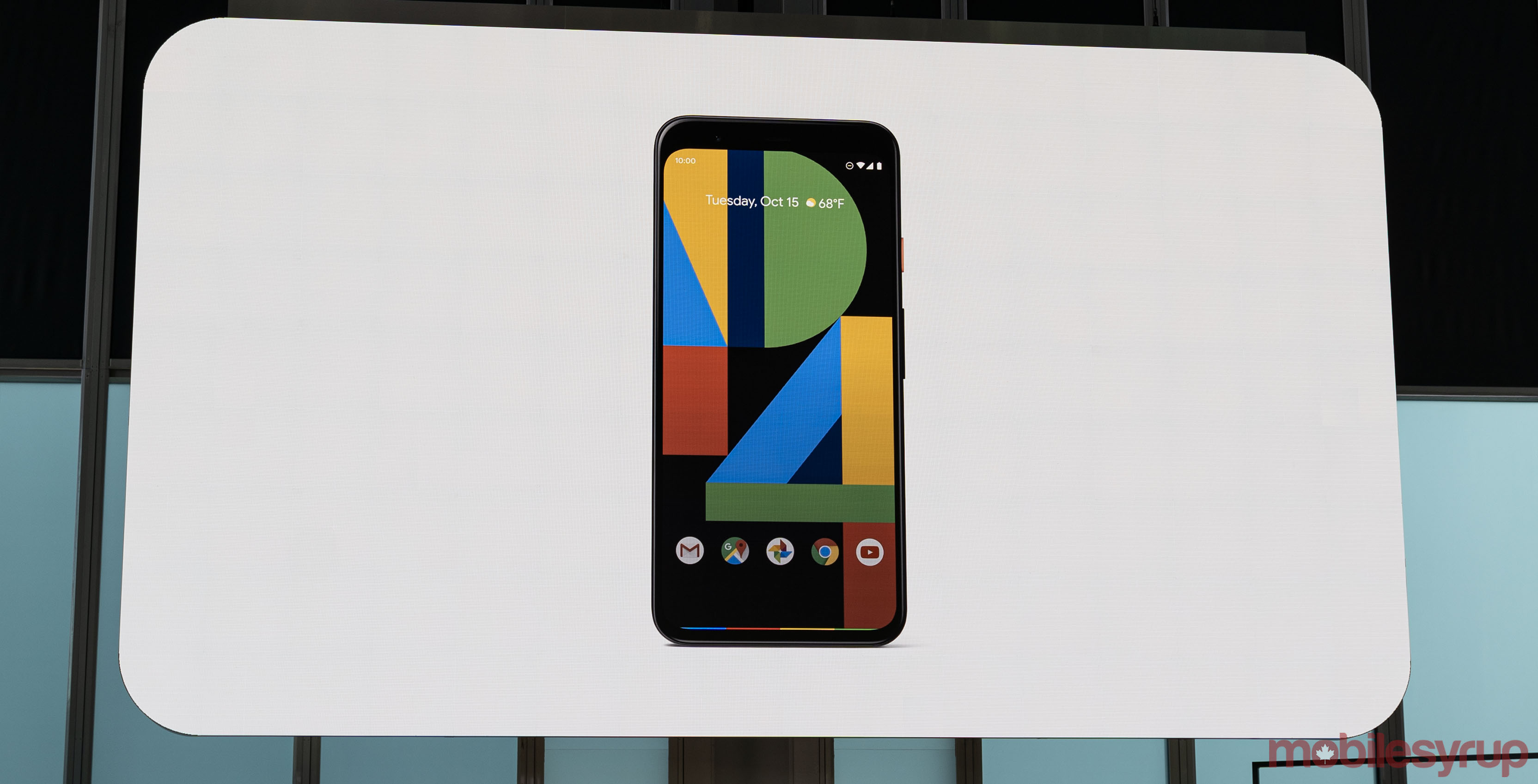 Google Pixel 4 and 4 XL, Canadian pricing and availability