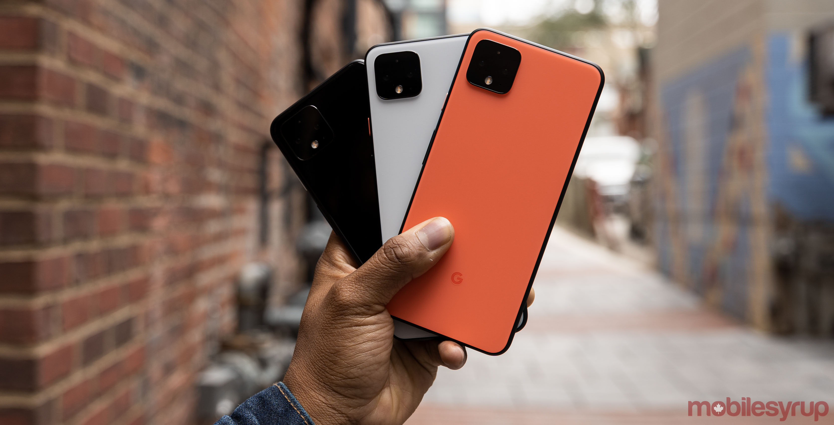 Google Pixel 4 And 4 Xl Review A Small Step Forward