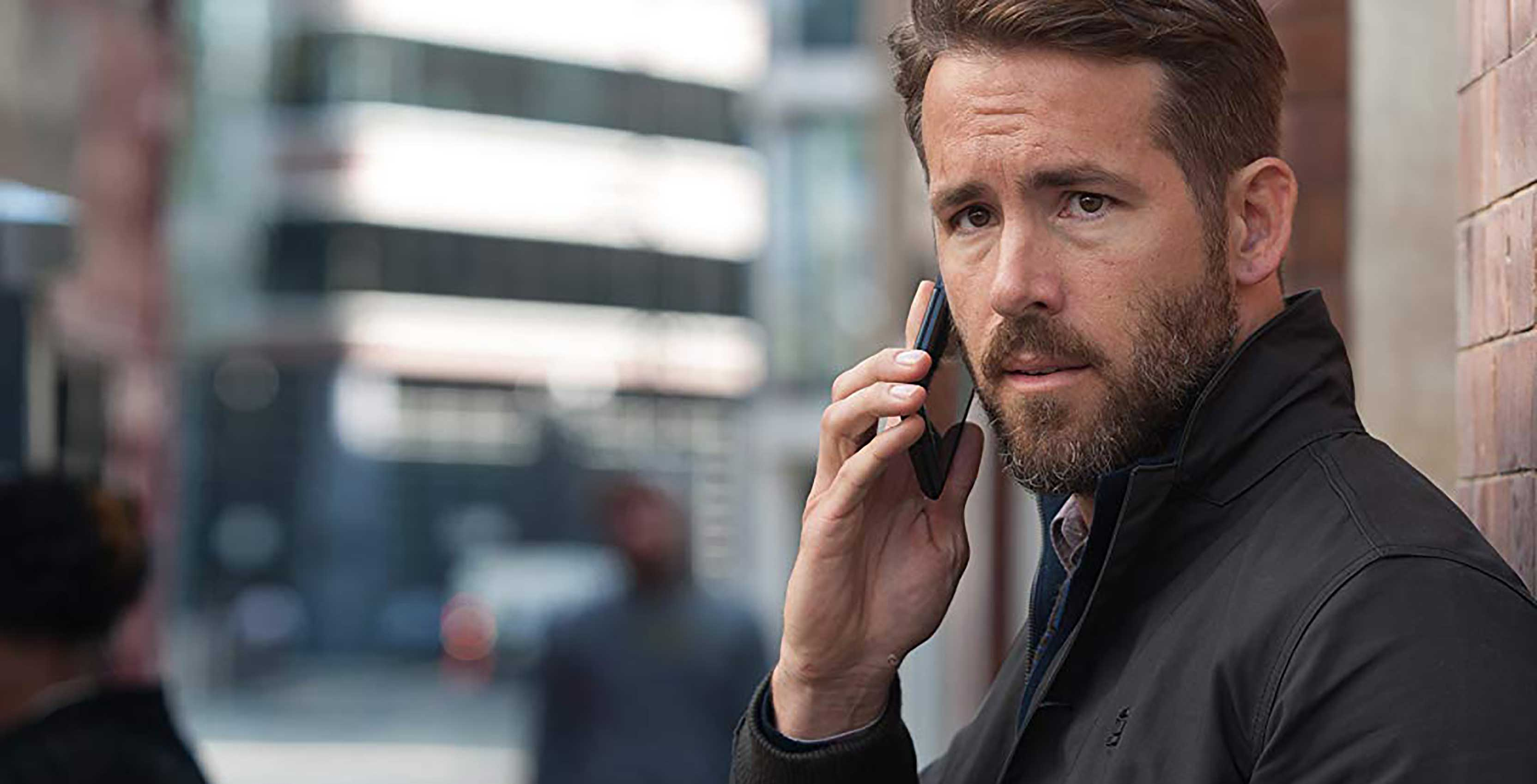 Ryan Reynolds The Hitman's Bodyguard