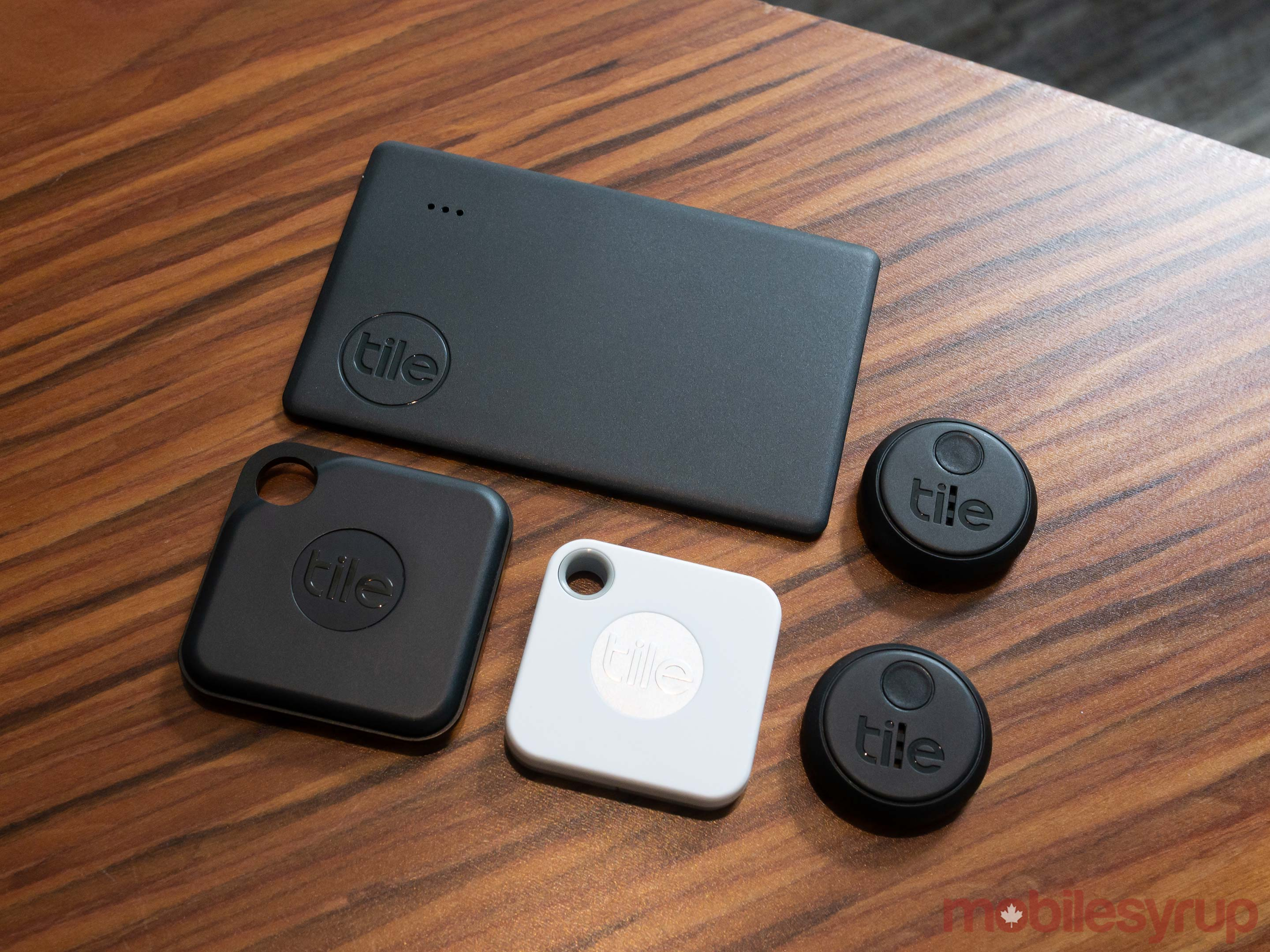 Tile Reveals New Bluetooth Trackers  Including Sticker