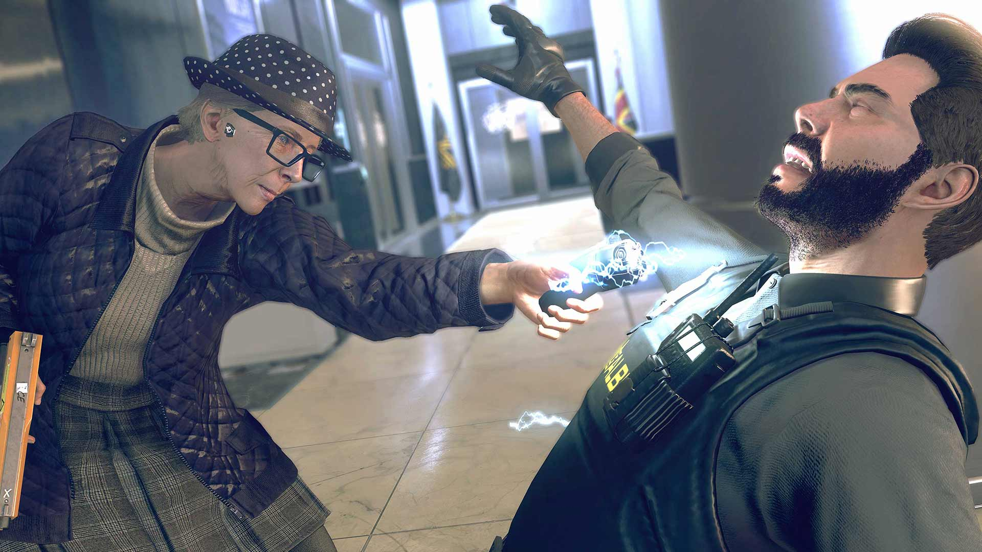 Watch Dogs: Legion Helen