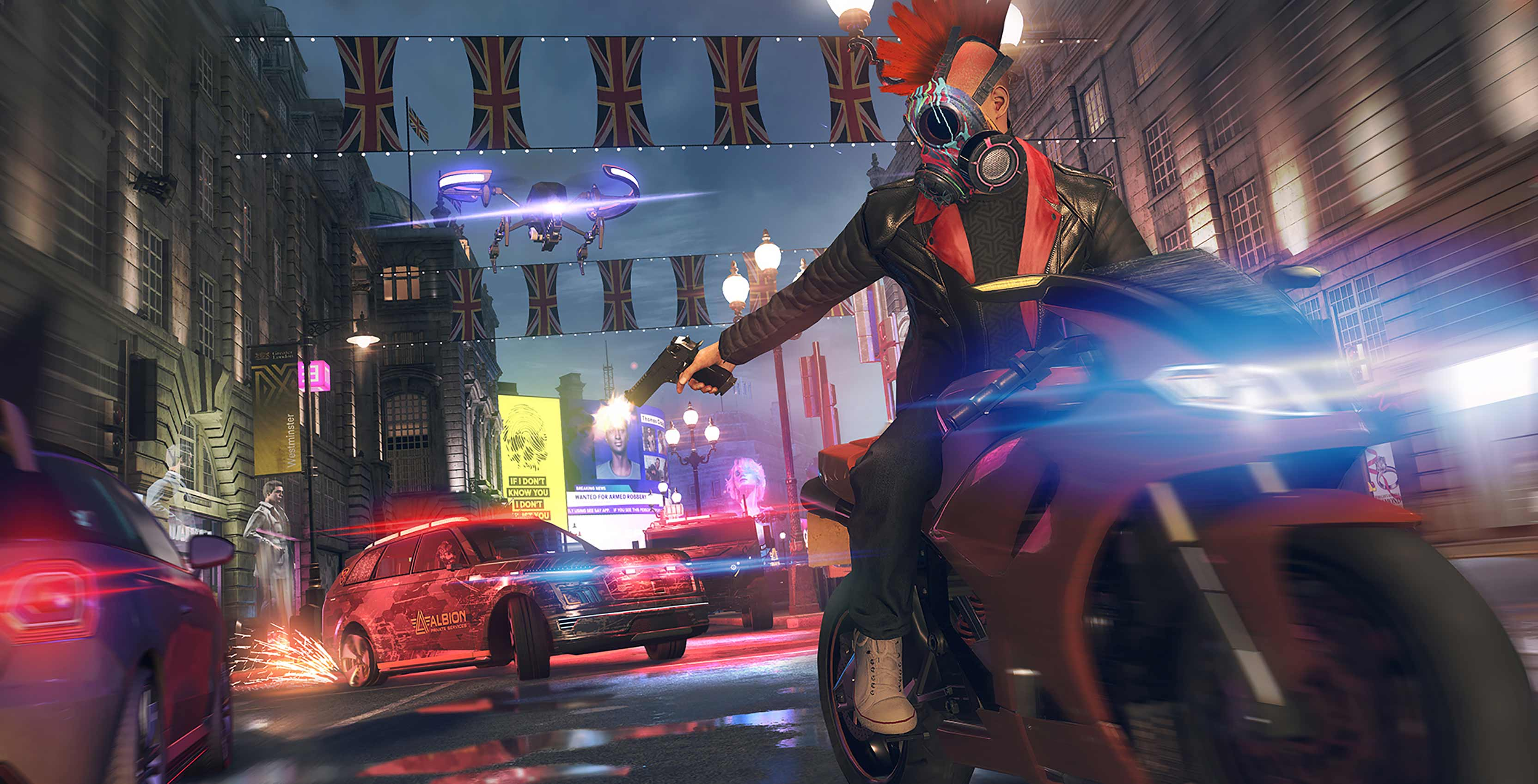 Watch Dogs Legion Was Reportedly Delayed For Next Gen Console Launch