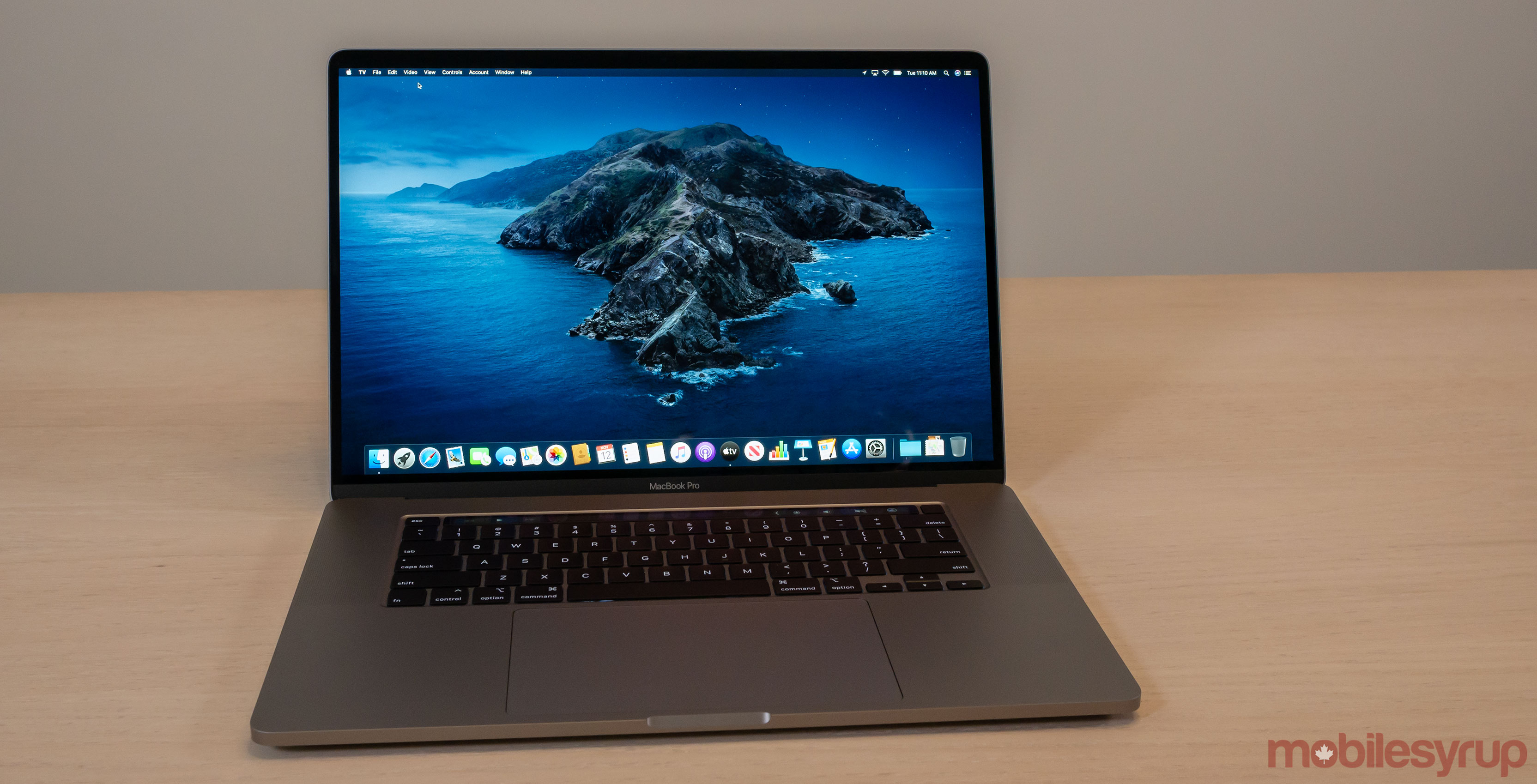 Apple's 16-inch MacBook Pro is now available in Canada