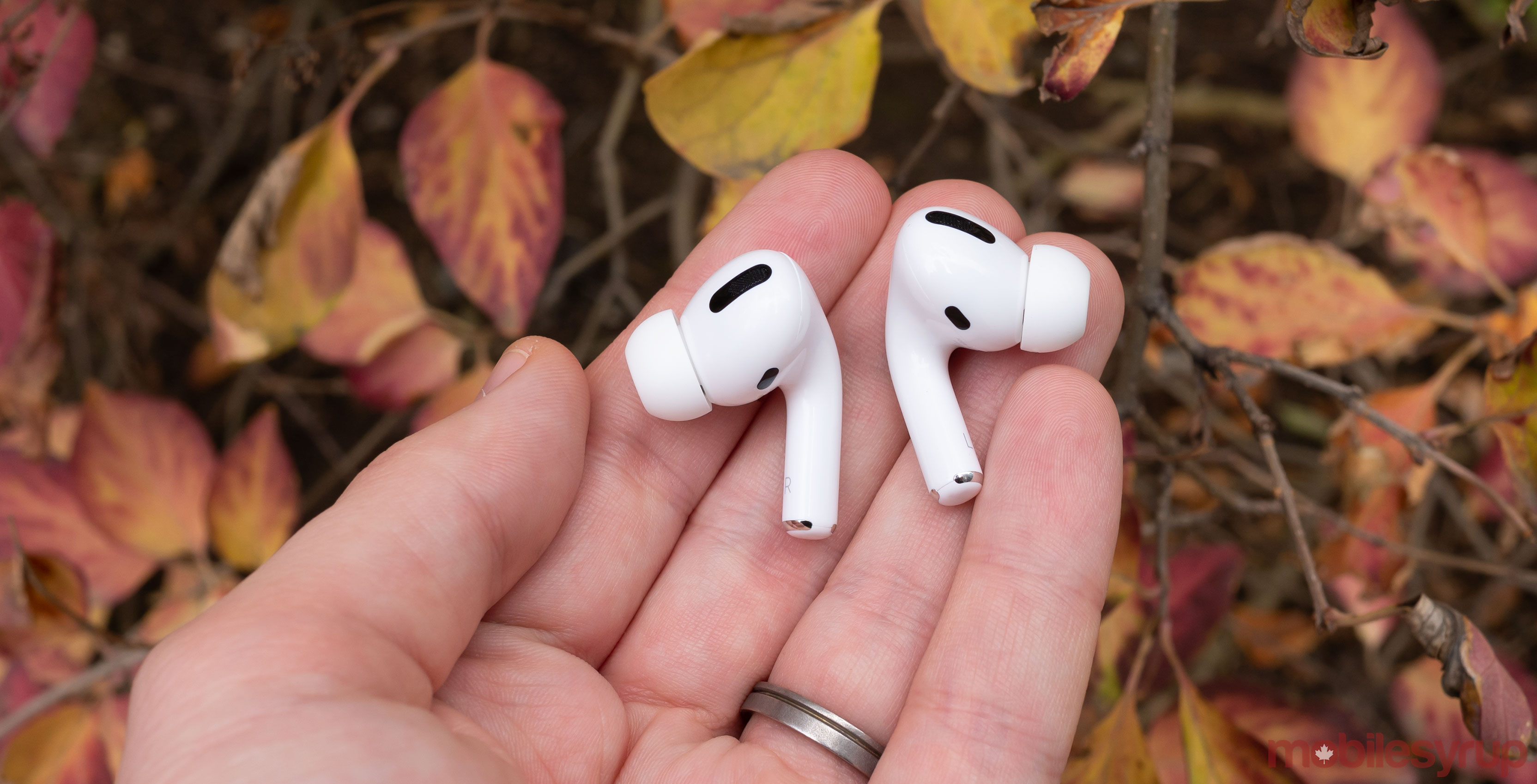 Pranksters are putting Apple AirPods stickers on the ground
