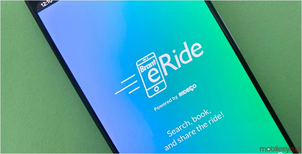 Brant County in Ontario launches on-demand transit service 'Brant eRide' - MobileSyrup