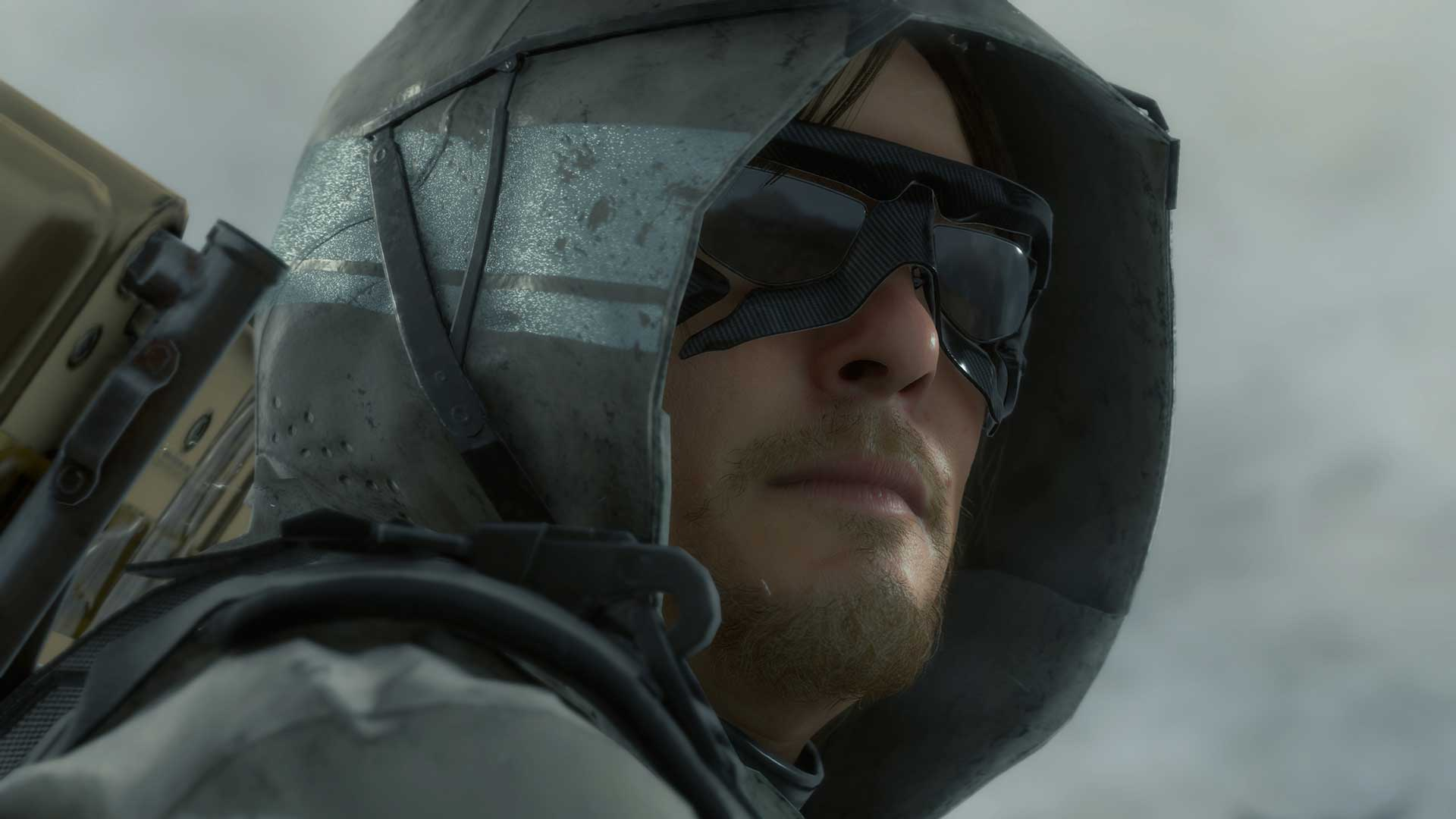Death Stranding Sam
