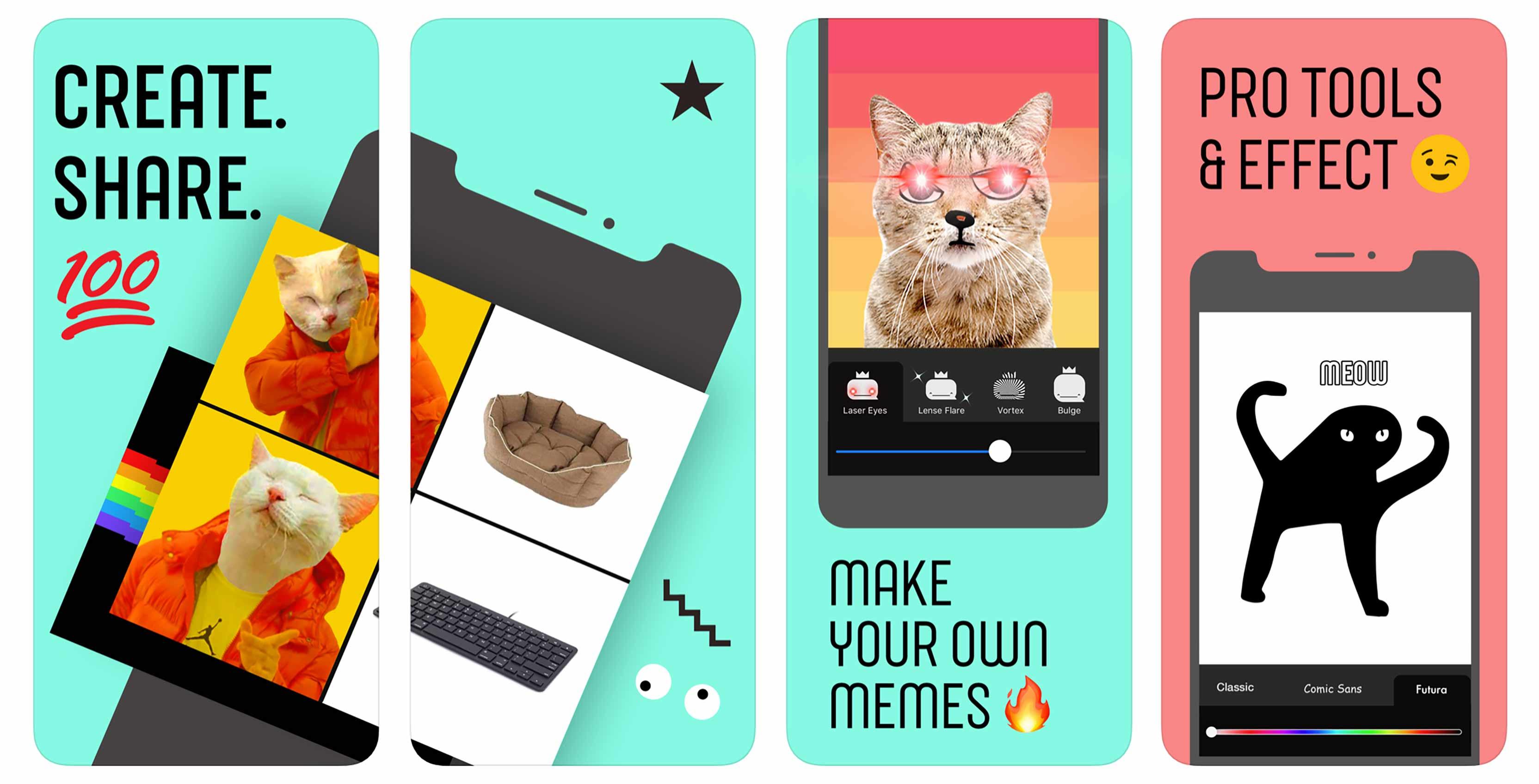 Facebook Whale meme app