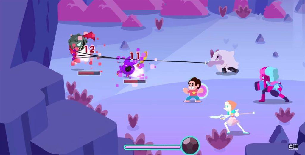 Steven Universe: Unleash the Light comes to Apple Arcade