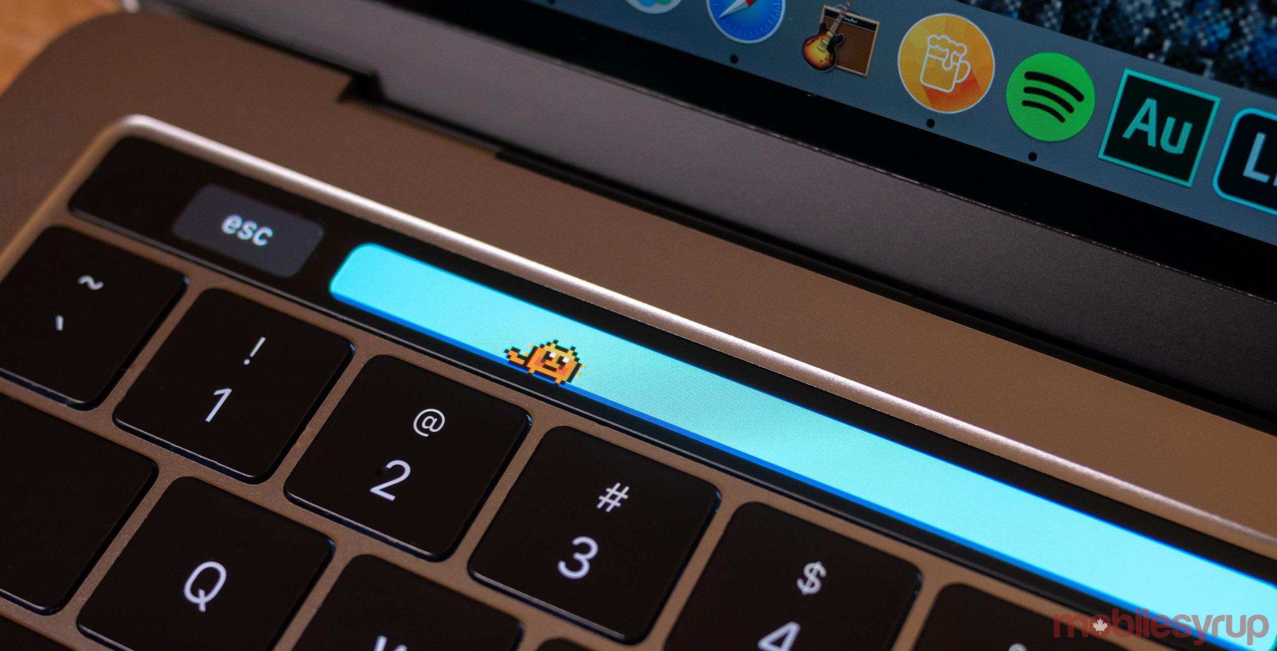 Touch Bar Virtual Pet