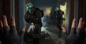Half-Life: Alyx soldiers