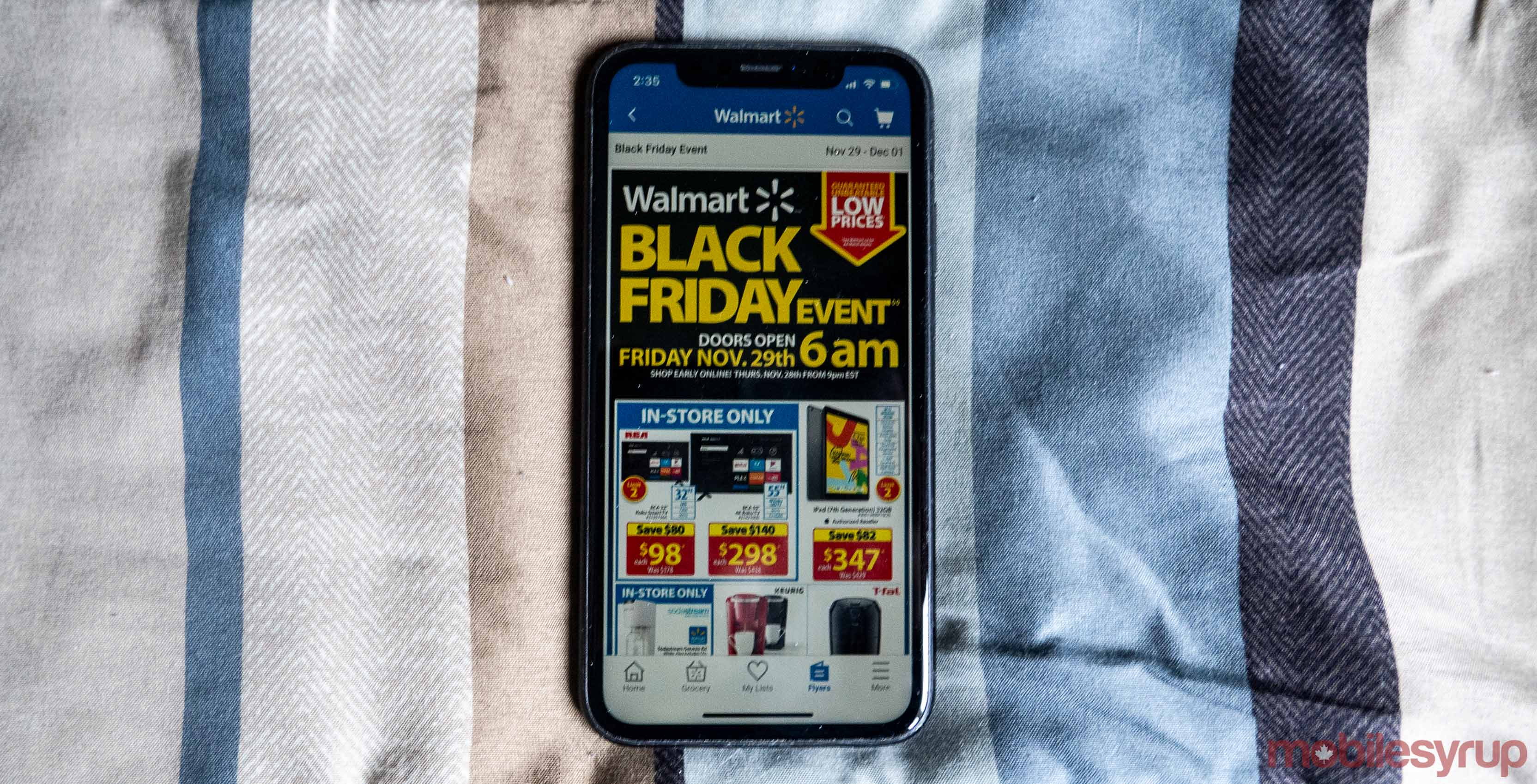Walmart Canada Drops Full Black Friday 2019 Flyer Here Are The Tech Deals