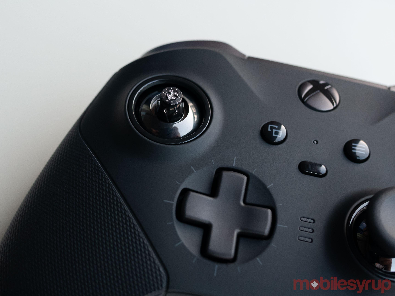 Xbox One Elite Series 2 joystick