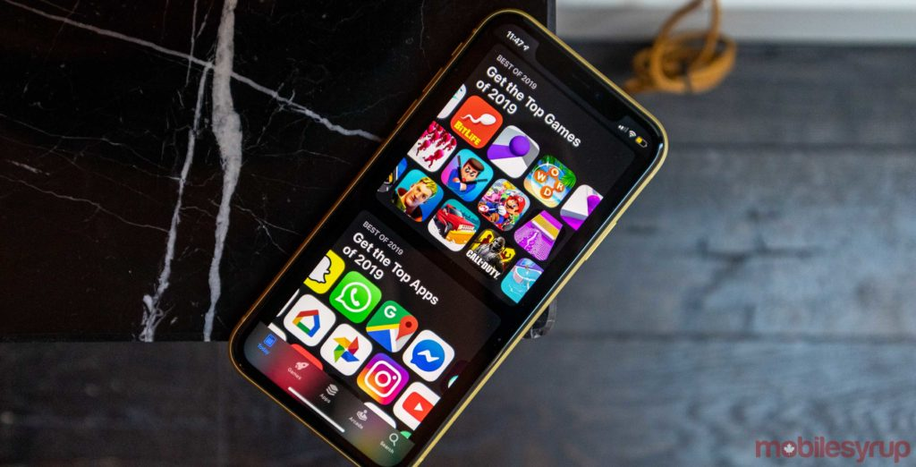 These are Apple's most popular apps, games and podcasts in Canada