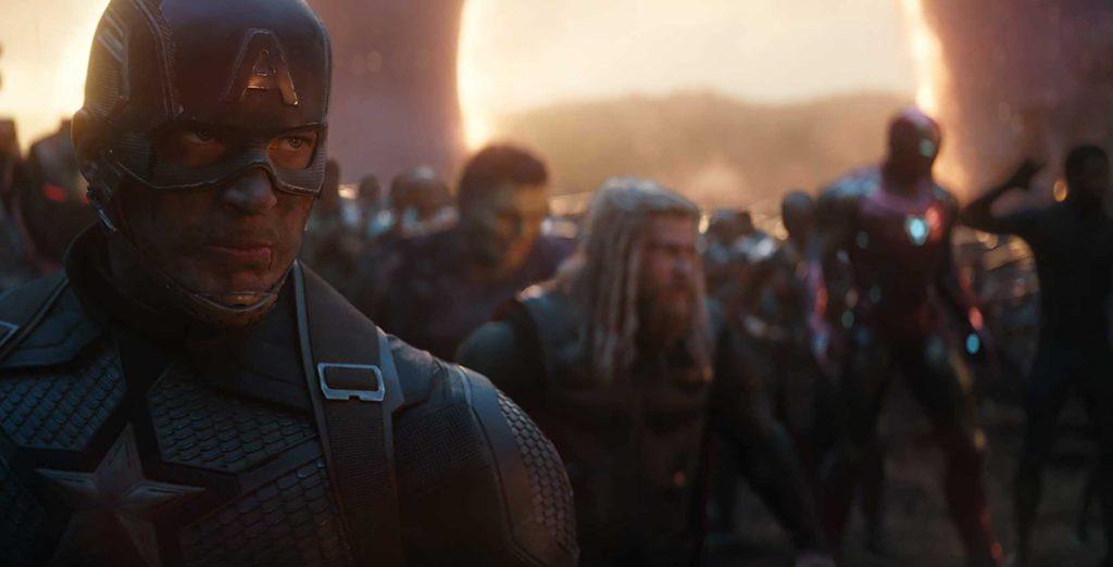 Avengers: Endgame Portals