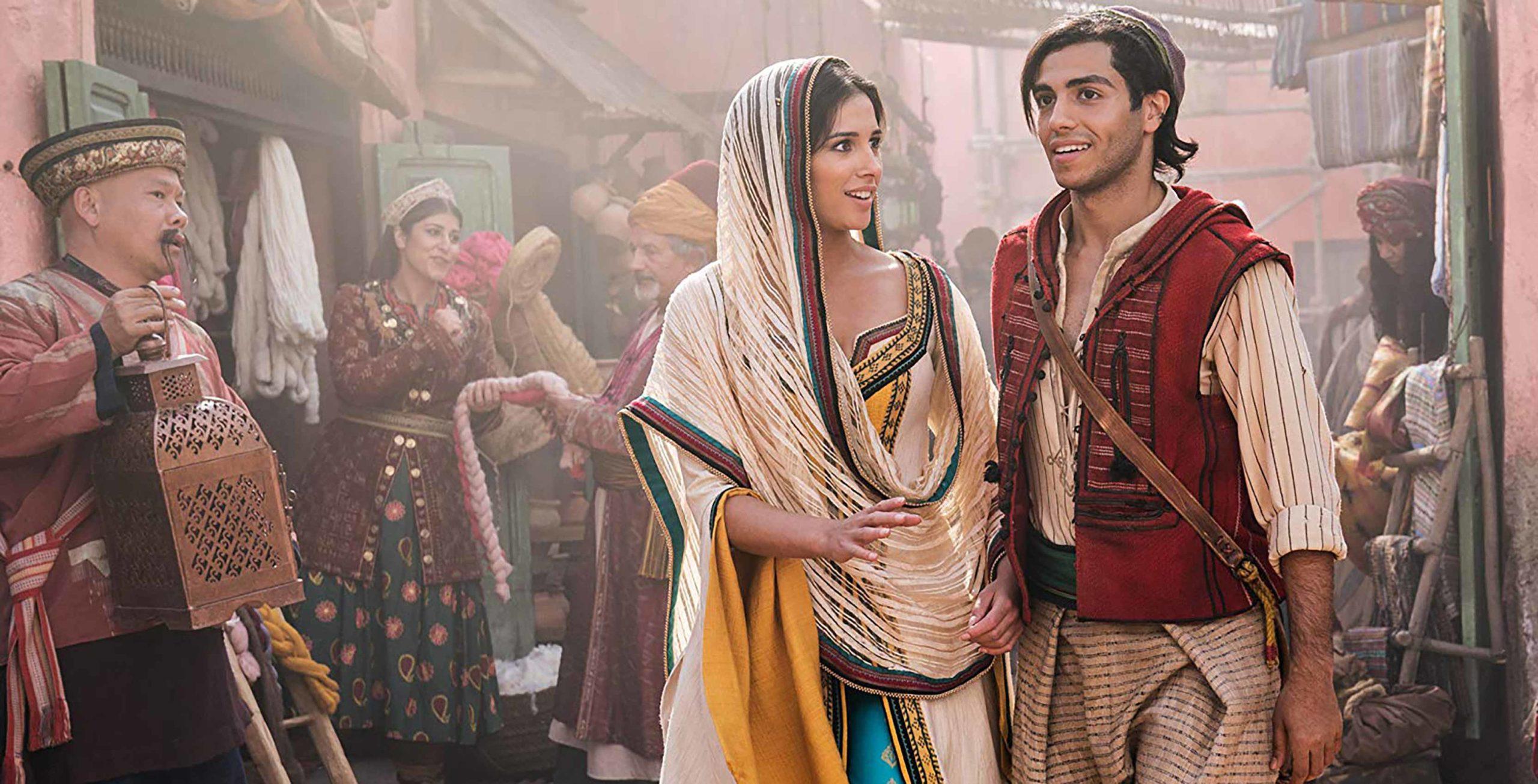 Disney's Aladdin (2019)