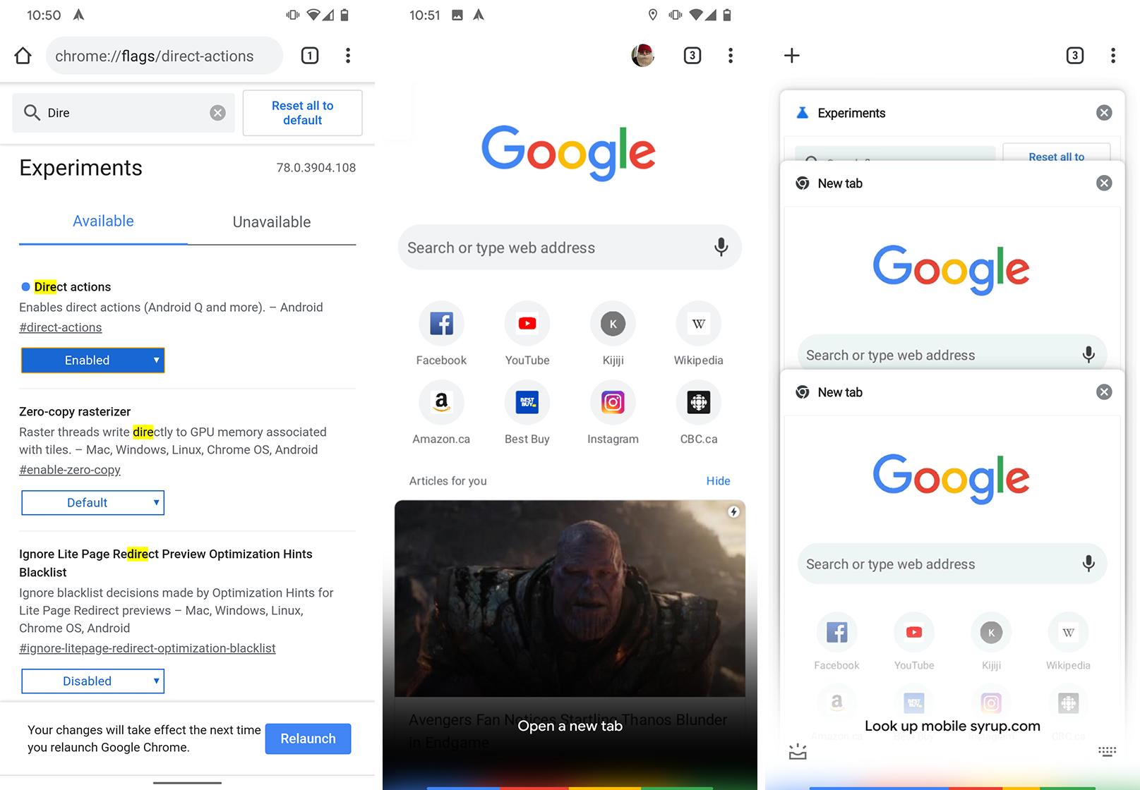 Google Assistant Chrome integration