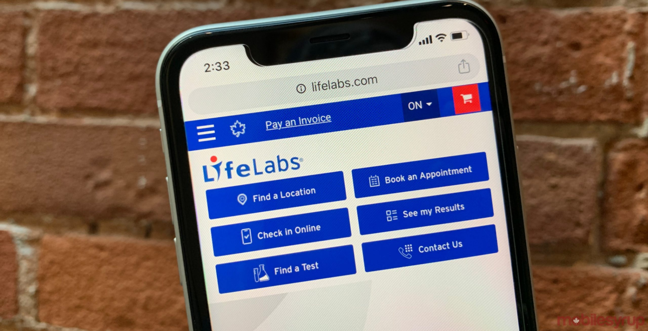 LifeLabs notifies customers about attack, asks them to create new passwords