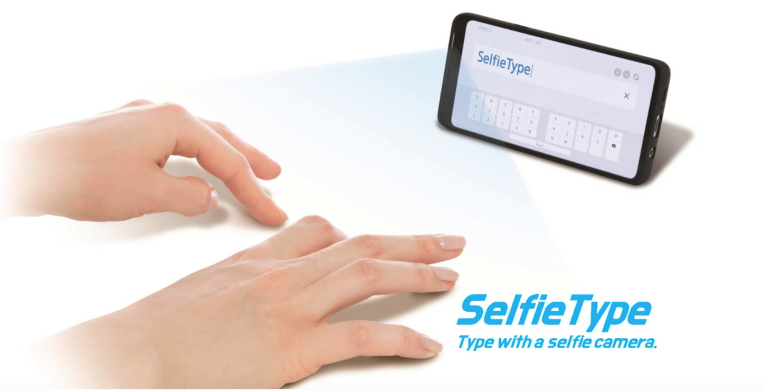 Samsung SelfieType