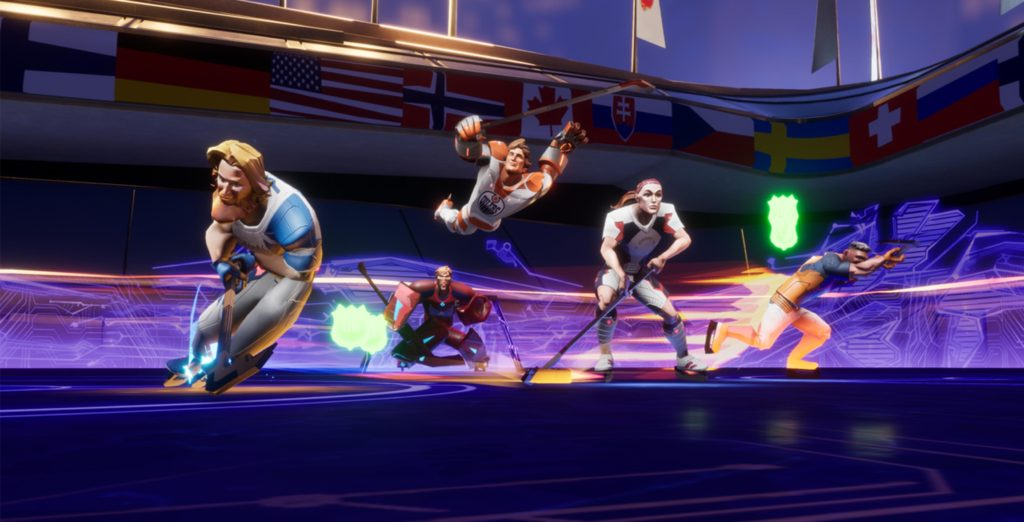 New hockey game 'Ultimate Rivals: The Rink' coming to Apple Arcade
