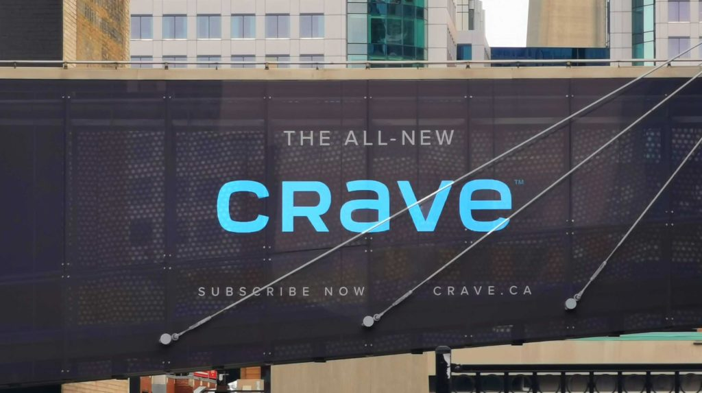 Crave streaming service is now available on Roku devices
