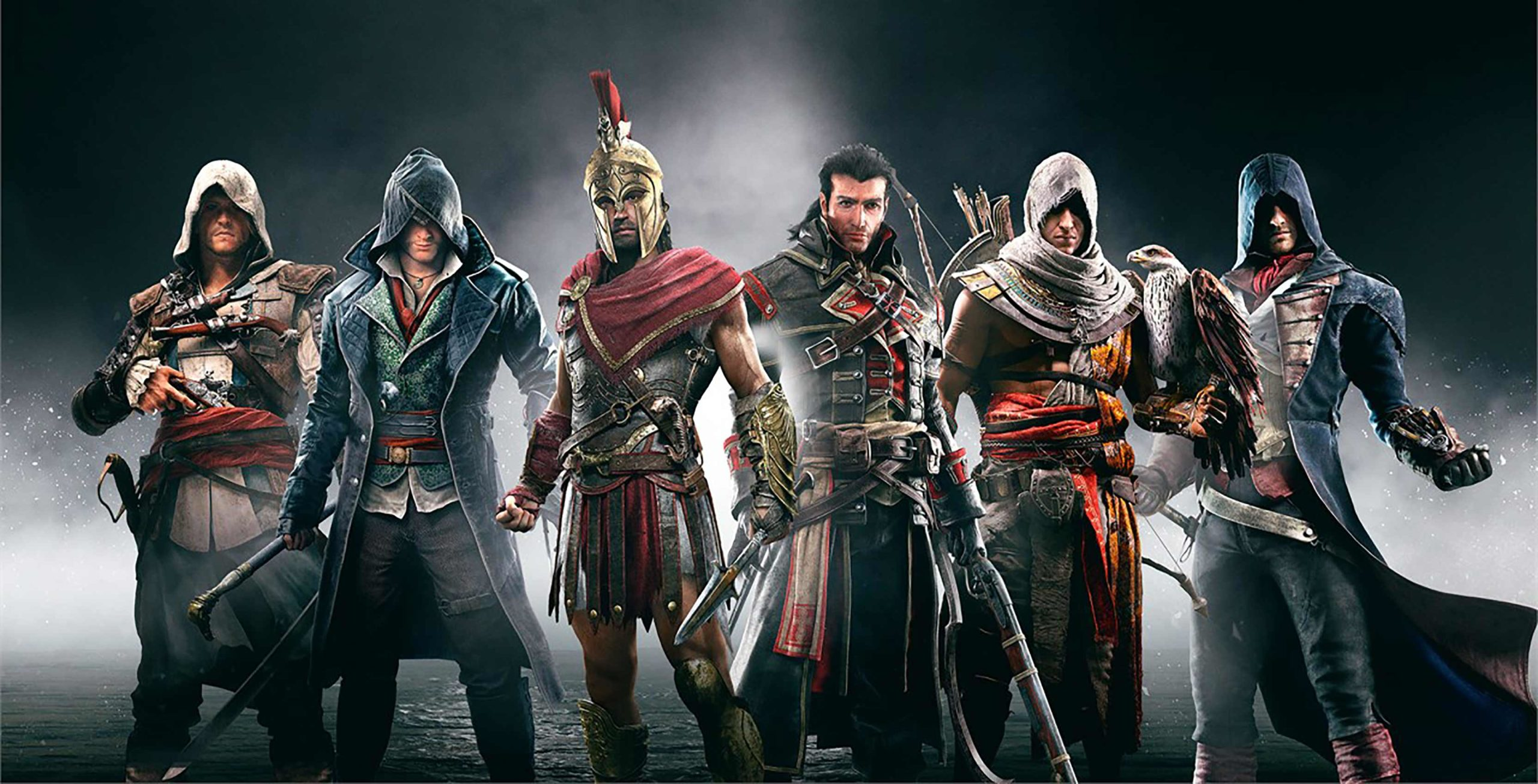 Ubisoft S 2020 Assassin S Creed Rumoured To Be A Cross Gen Co Op