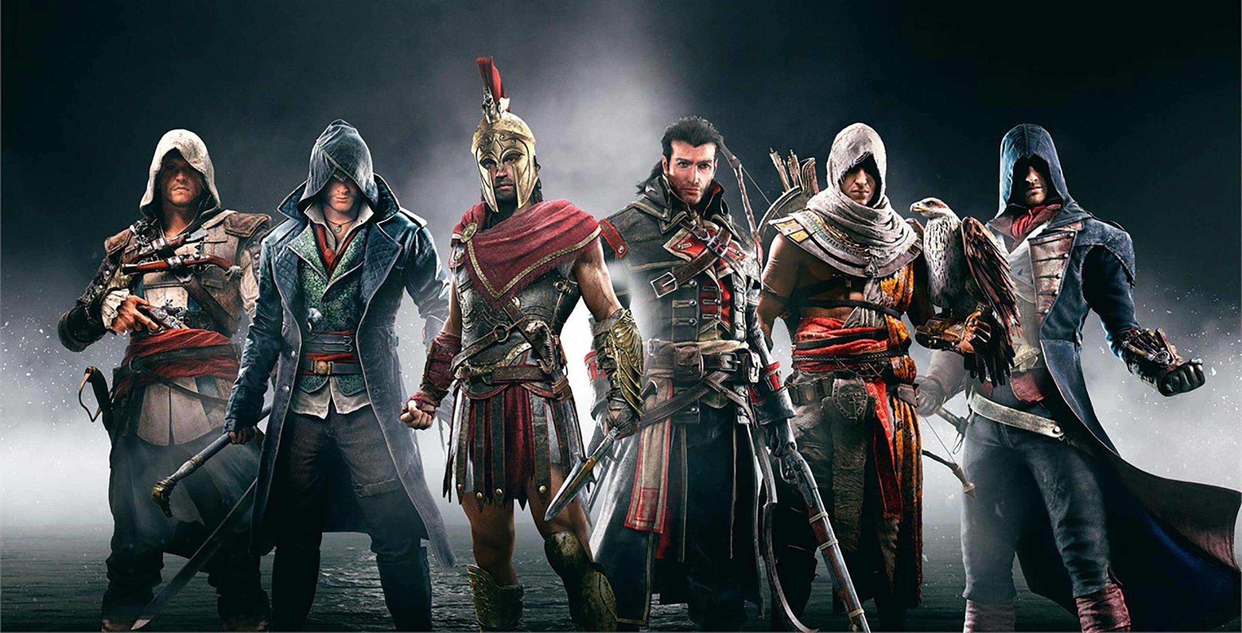 Ubisoft S 2020 Assassin S Creed Rumoured To Be A Cross Gen Co Op