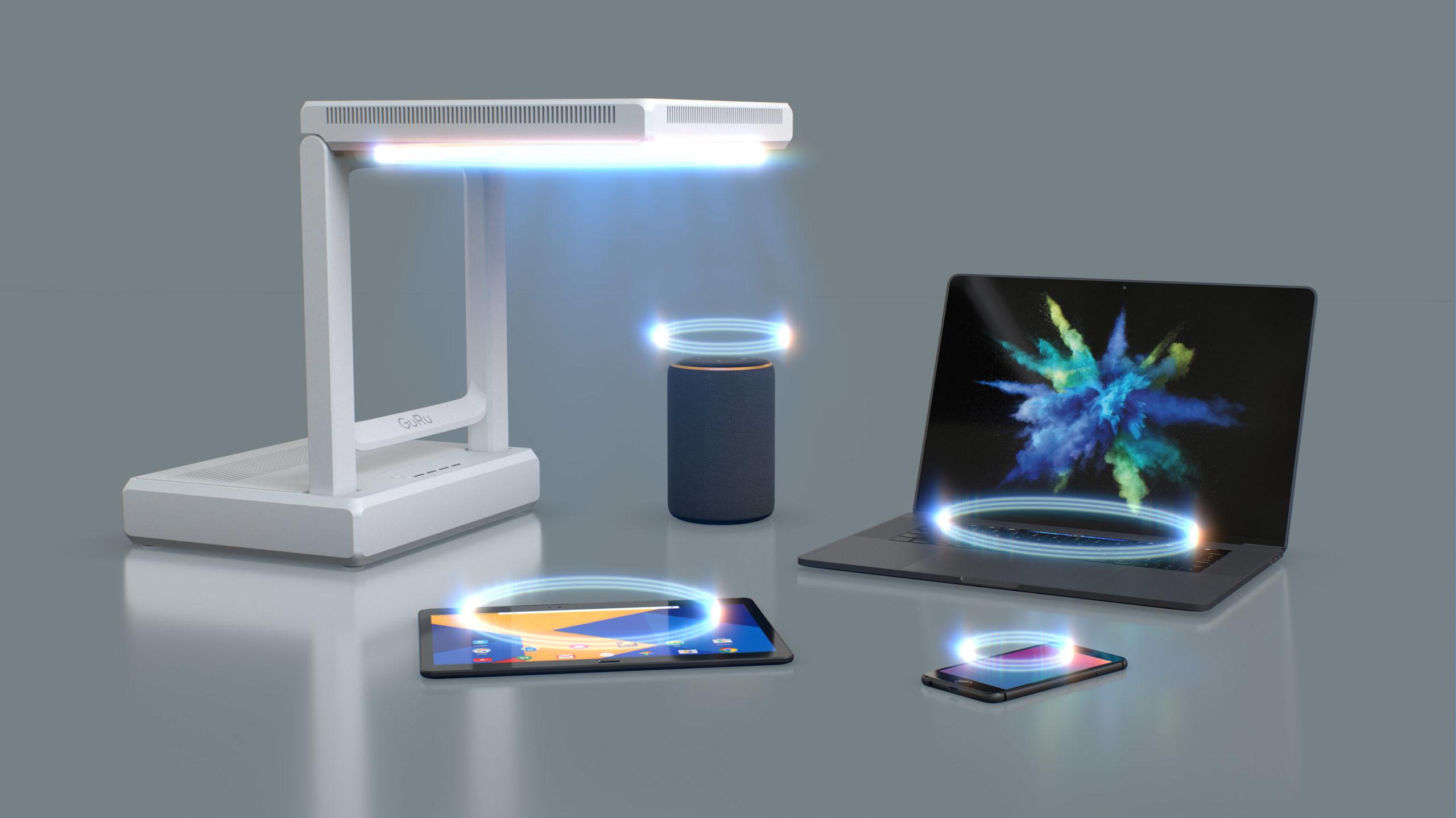 Guru wireless charging system