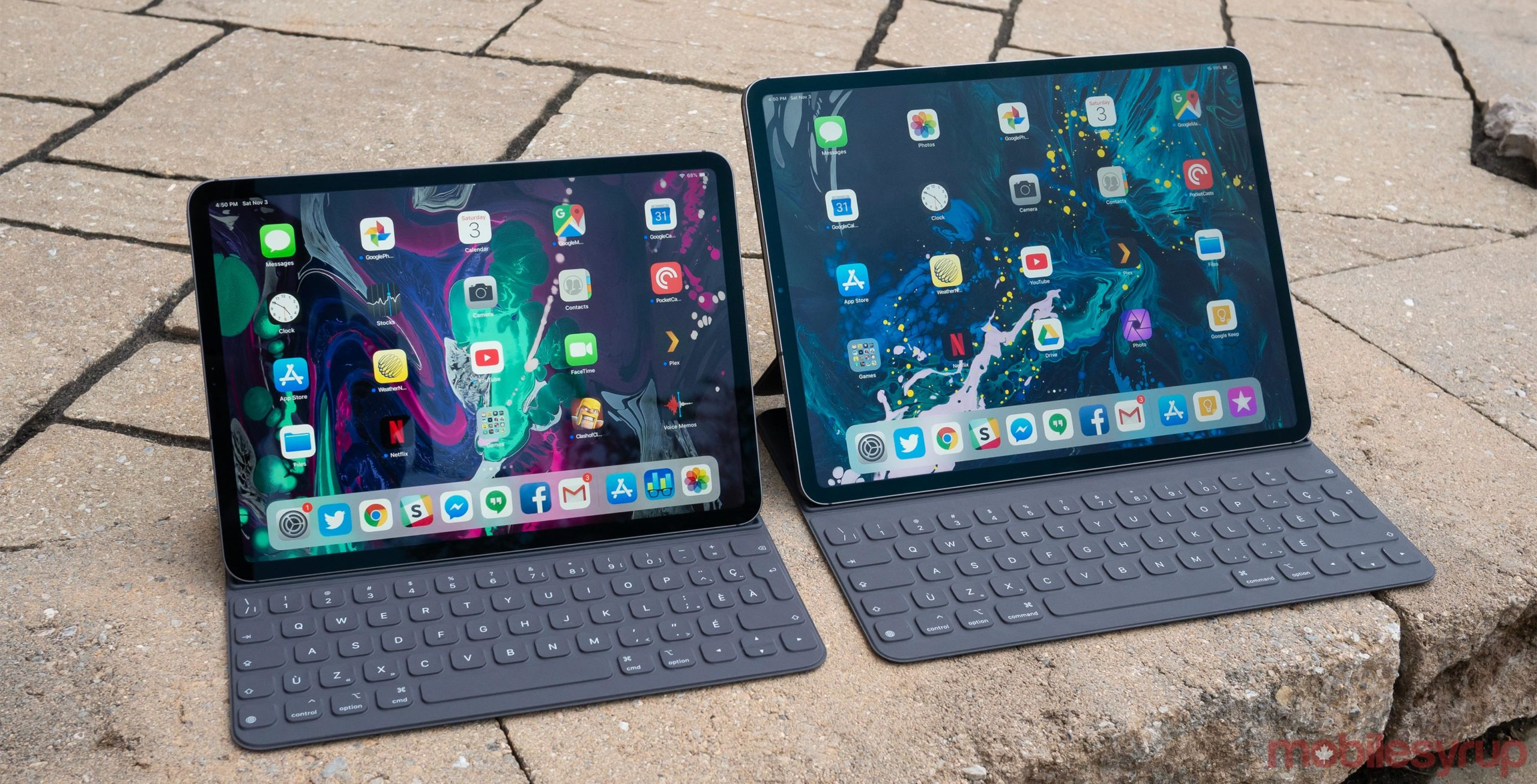 Apple might bring its new scissor switch keyboard to the iPad Pro in 2020