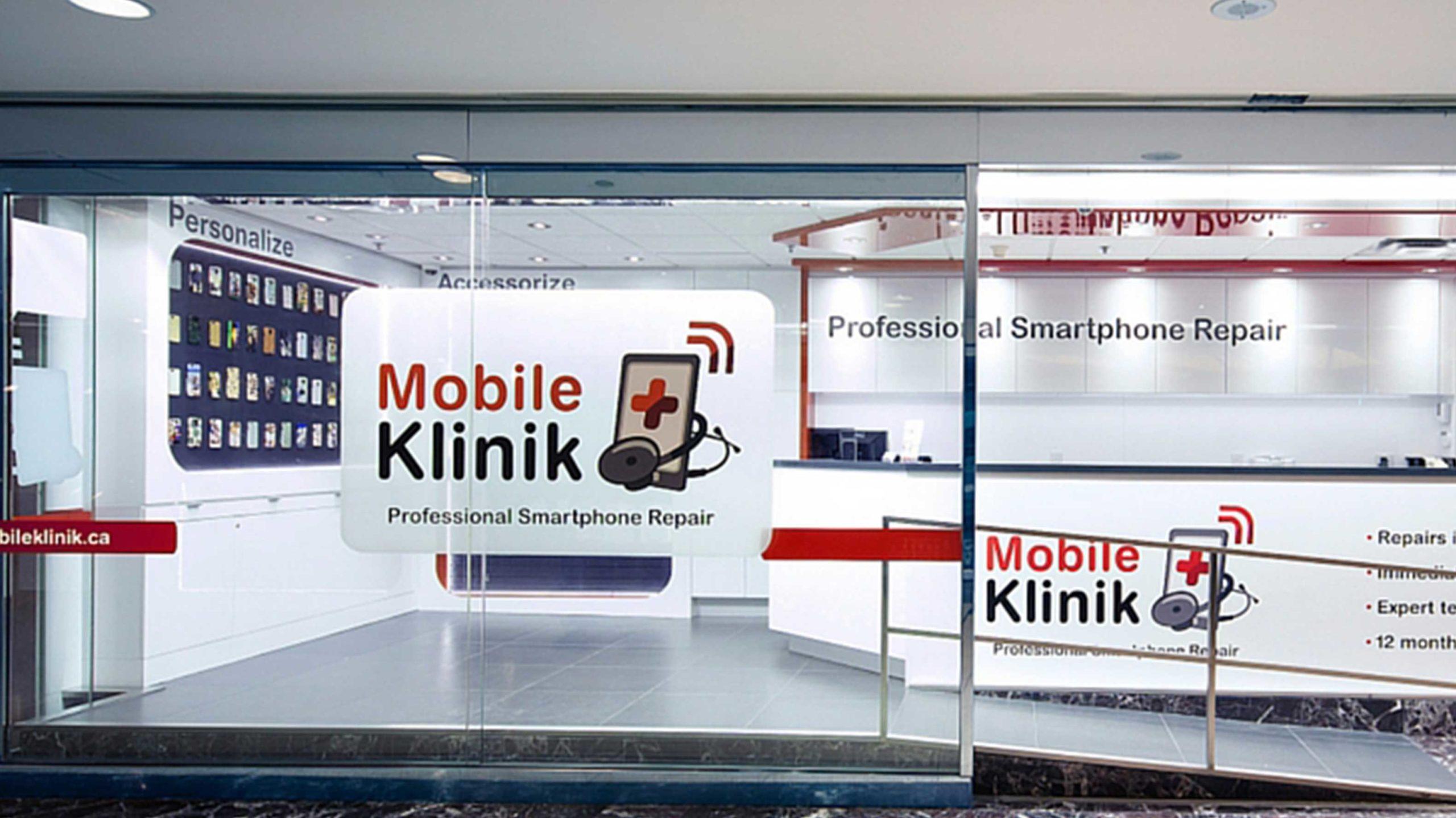 Mobile Klinik smartphone repair shop buys fonelab, hits 80 store milestone
