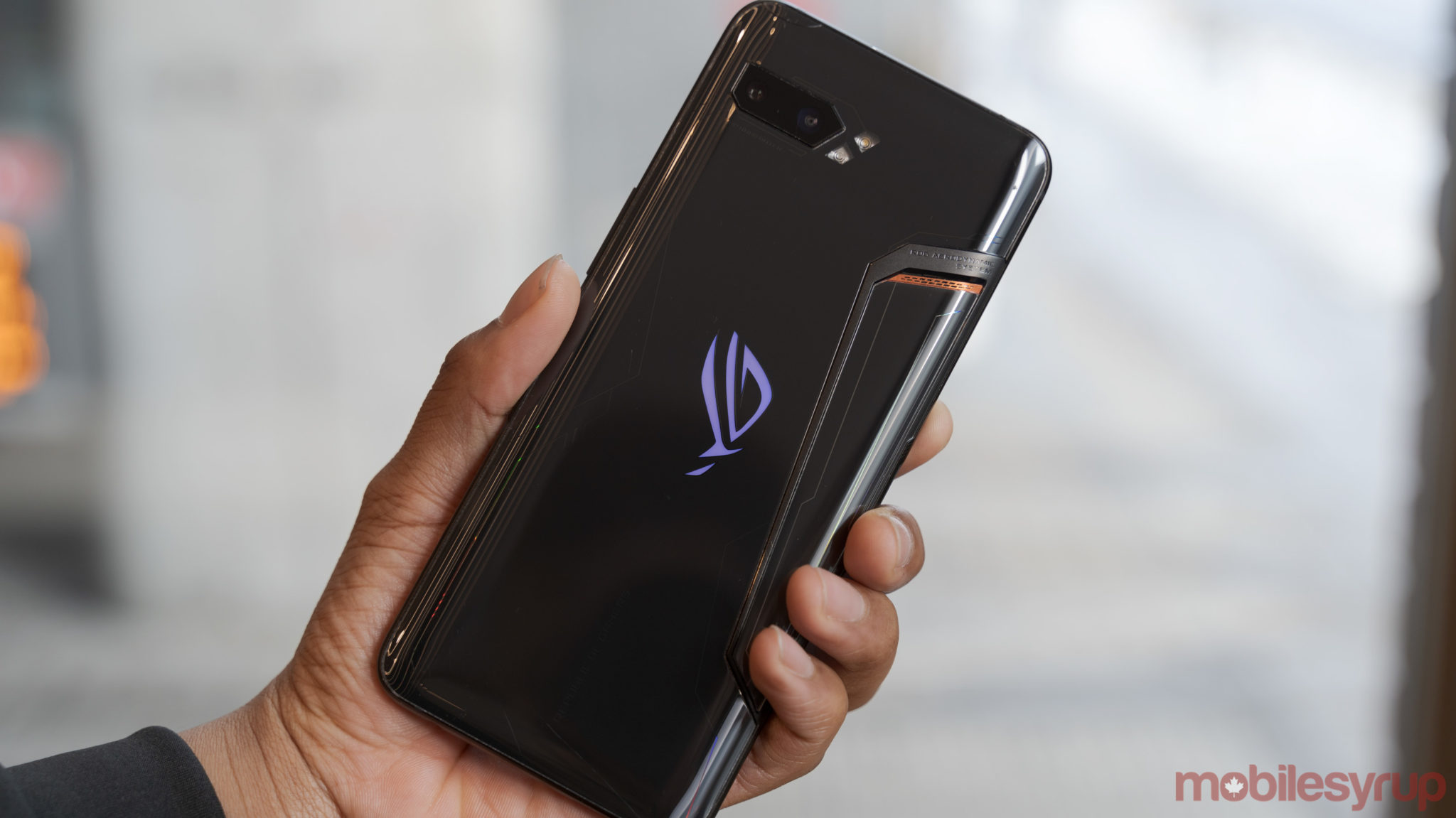 Asus' ROG Phone 5 might feature 18GB of RAM