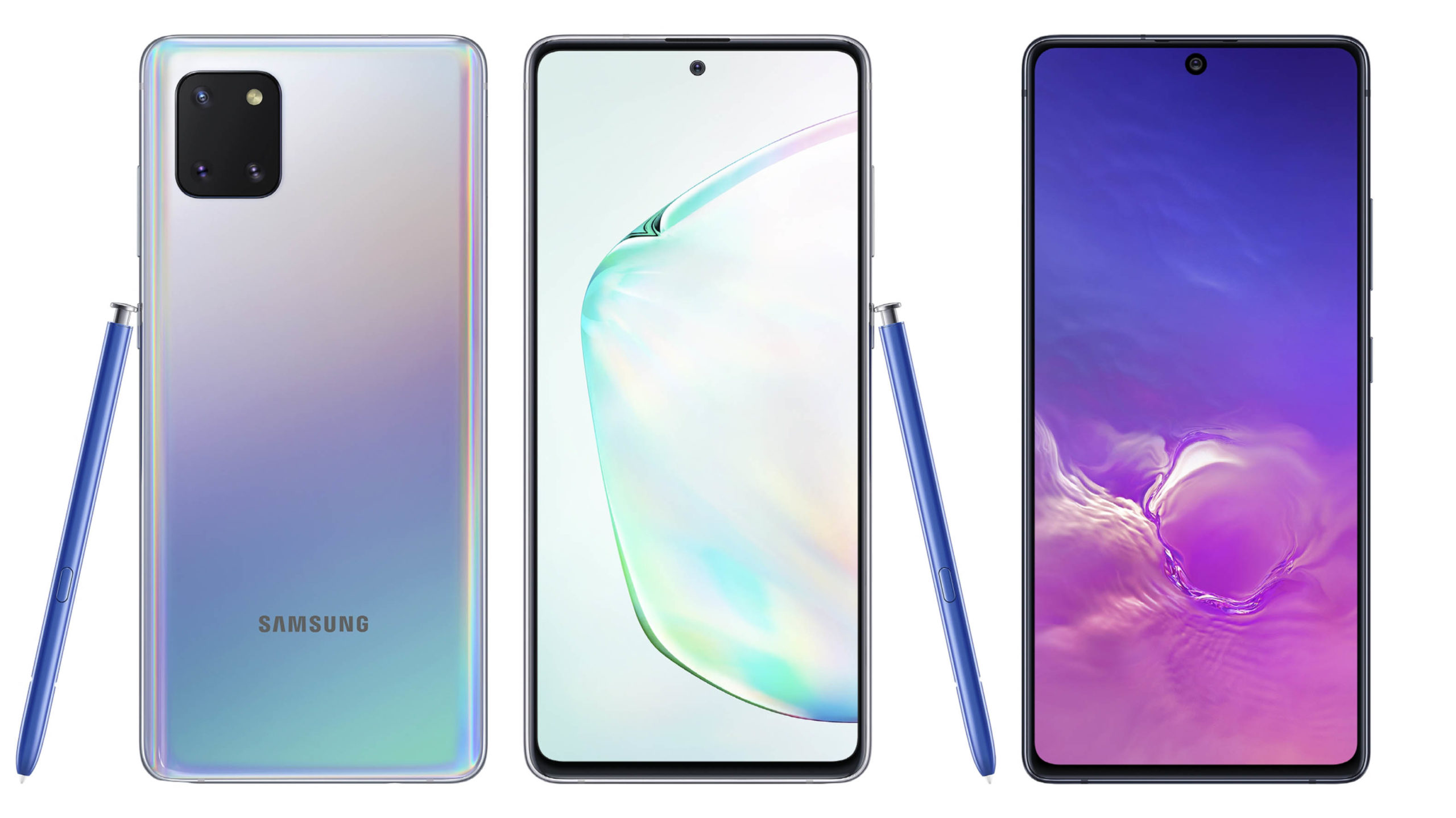 Samsung unveils Galaxy S10 Lite, Note 10 Lite ahead of CES