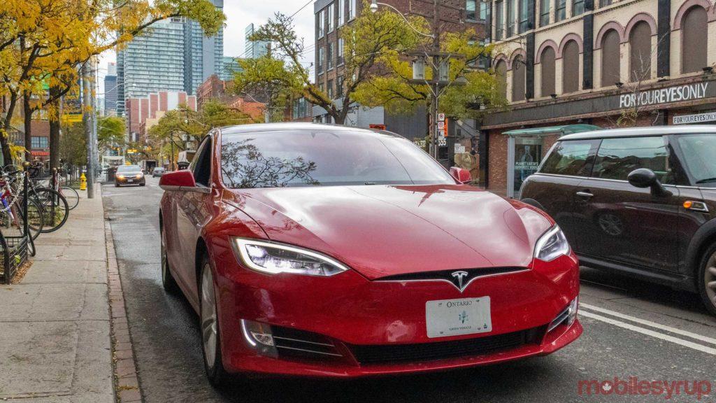 Tesla Model S estimated EPA range is now 630 km