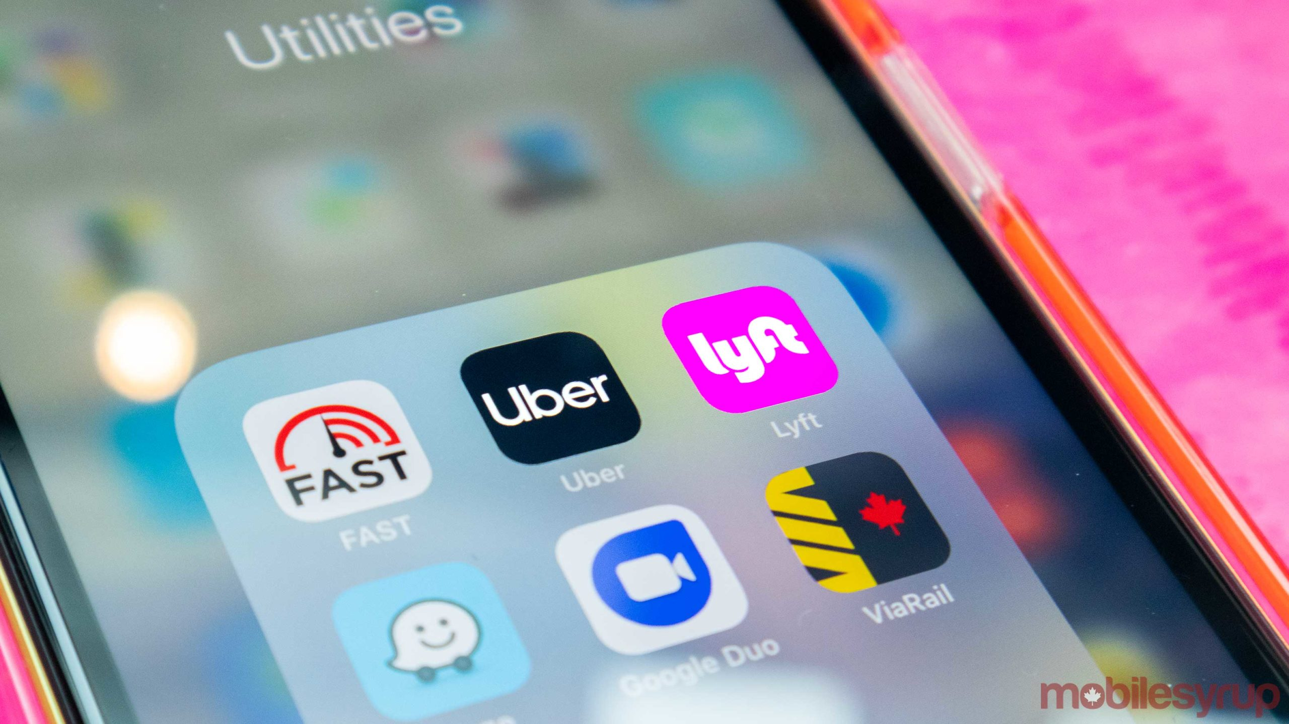 Lyft and Uber are operating in Vancouver now