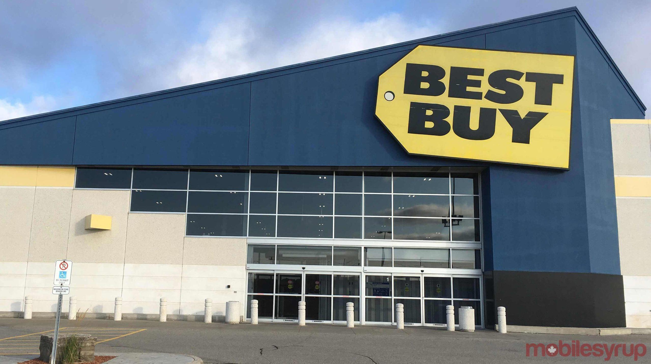 Best Buy Canada S Weekly Sale Includes Deals On Smartphones And Headphones