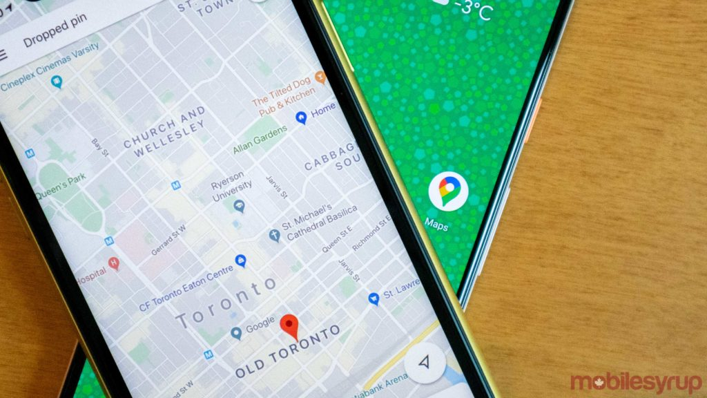 Android Auto for phones gets revamped Google Maps support