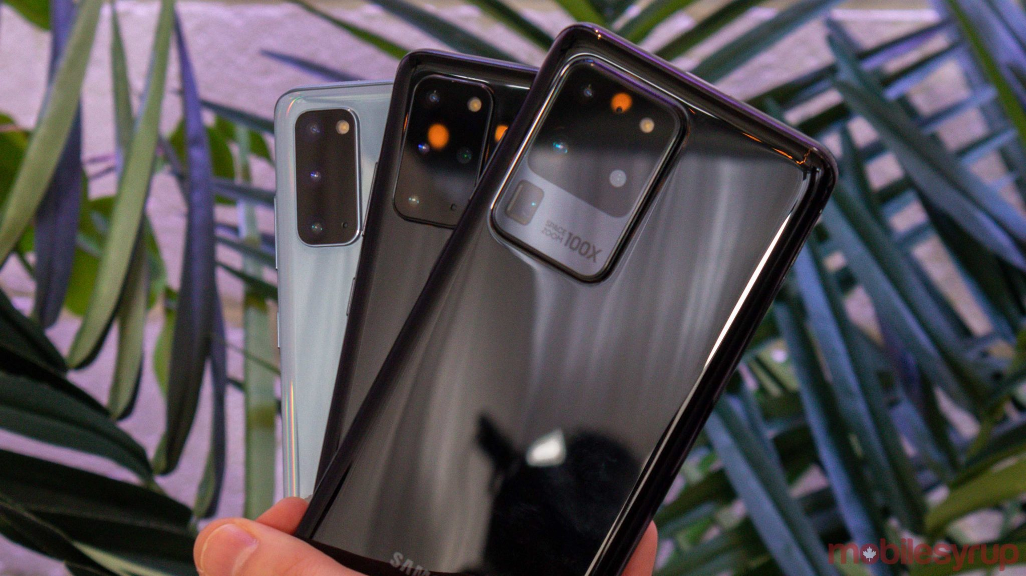Samsung Galaxy S20 switches to 60Hz when battery gets low and in some apps