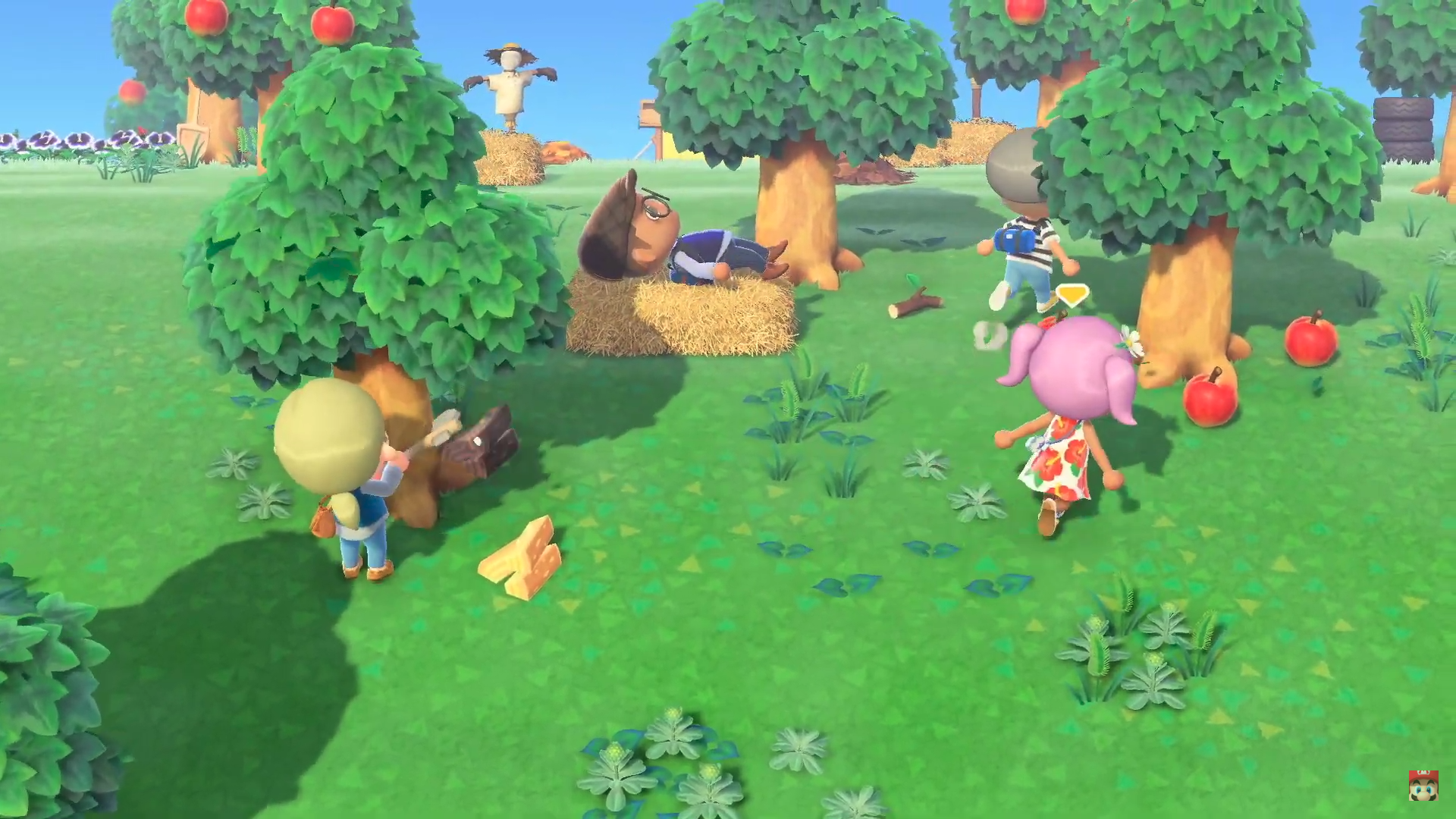 Here S All The New Animal Crossing New Horizons Information