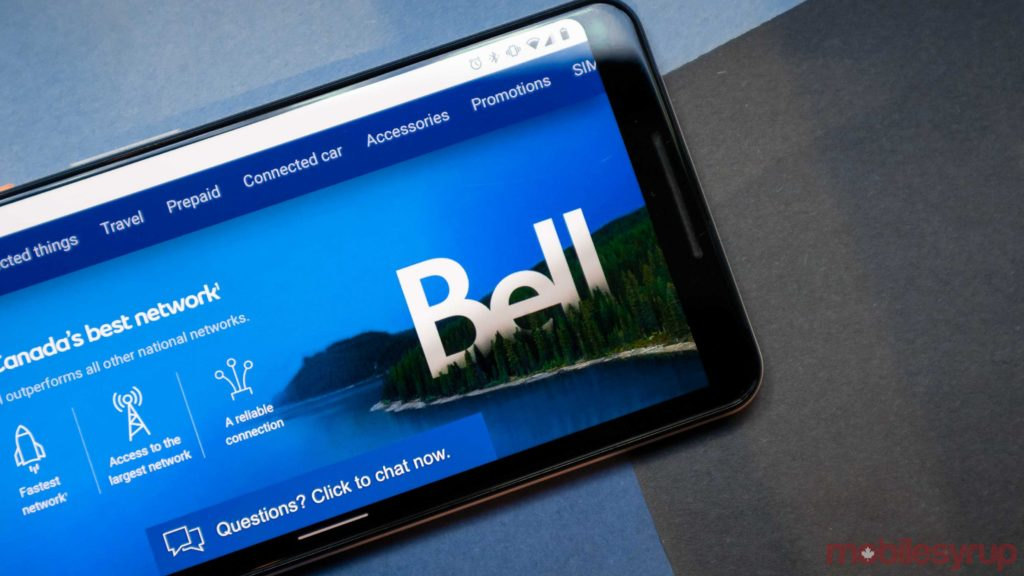 Bell suffering data outage in Atlantic Canada, internet outage in Ontario