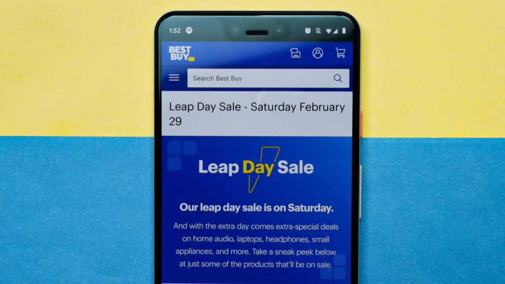 Best Buy unleashes Leap Day Flash Sale on Canadians