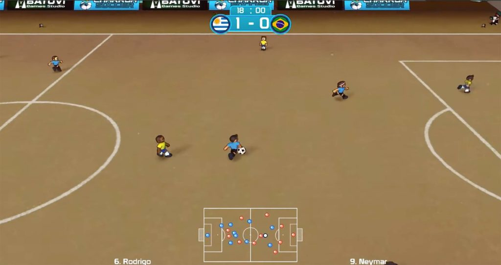 'Charrua Soccer' is the latest game to hit Apple Arcade